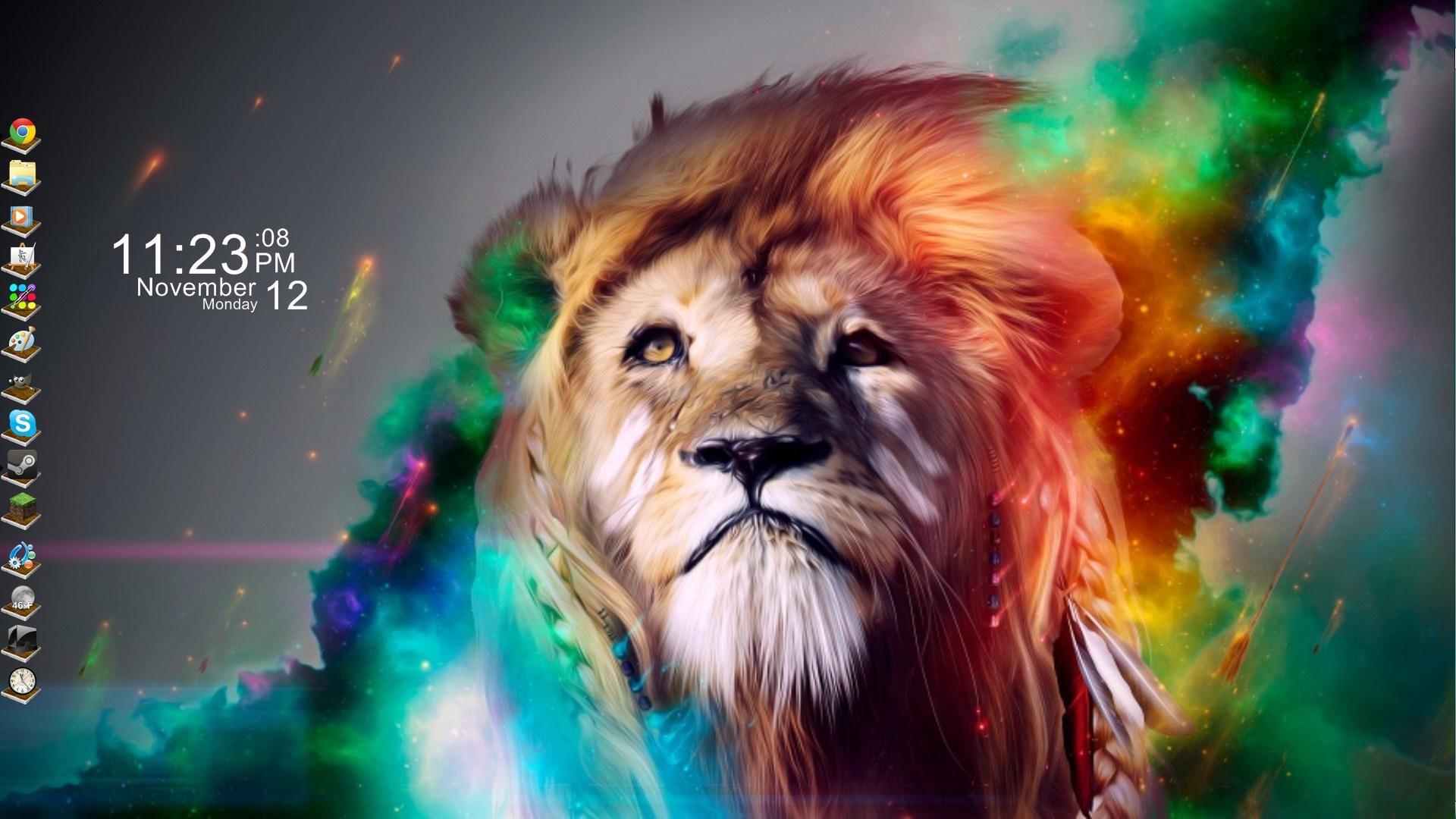 Explore Lion Wallpaper, Colorful Wallpaper, and more!