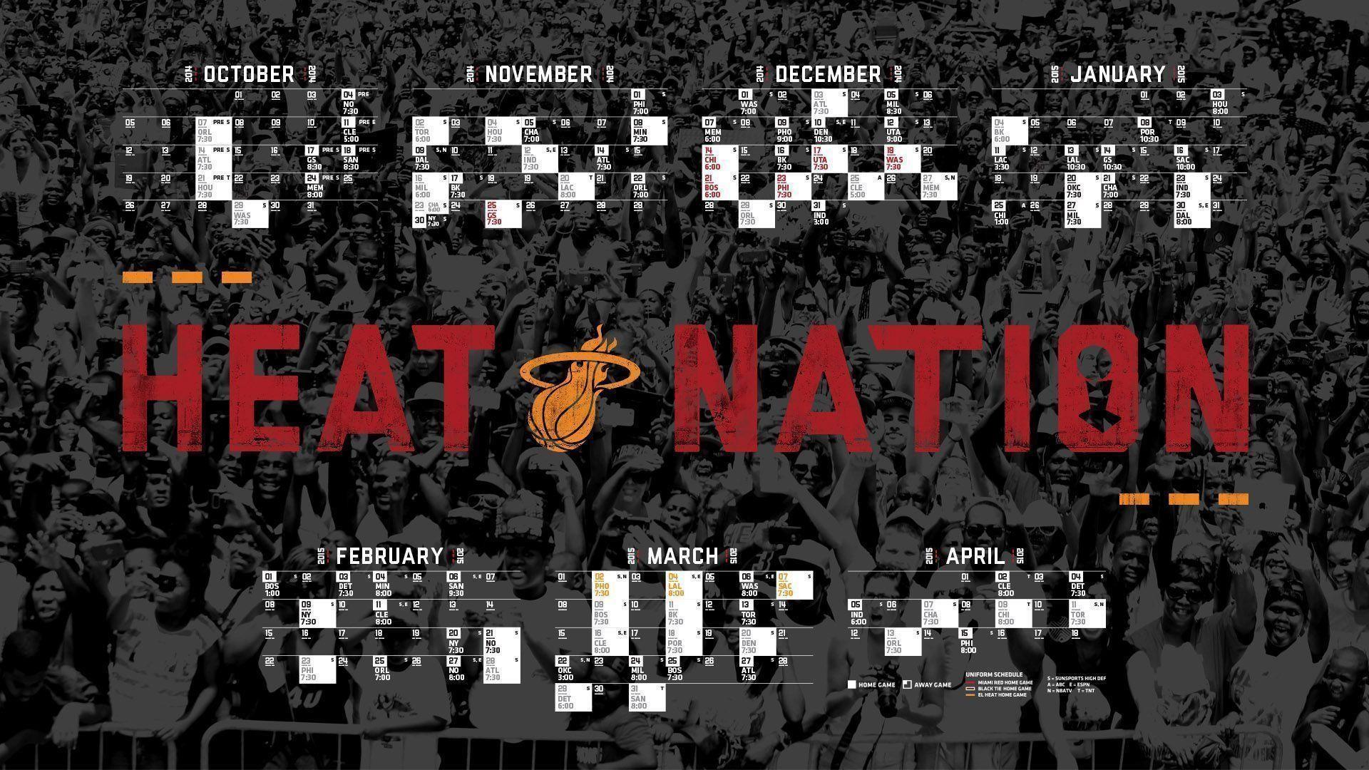 Free Download NBA Miami Heat HD iPhone 5 Wallpapers | Free HD .