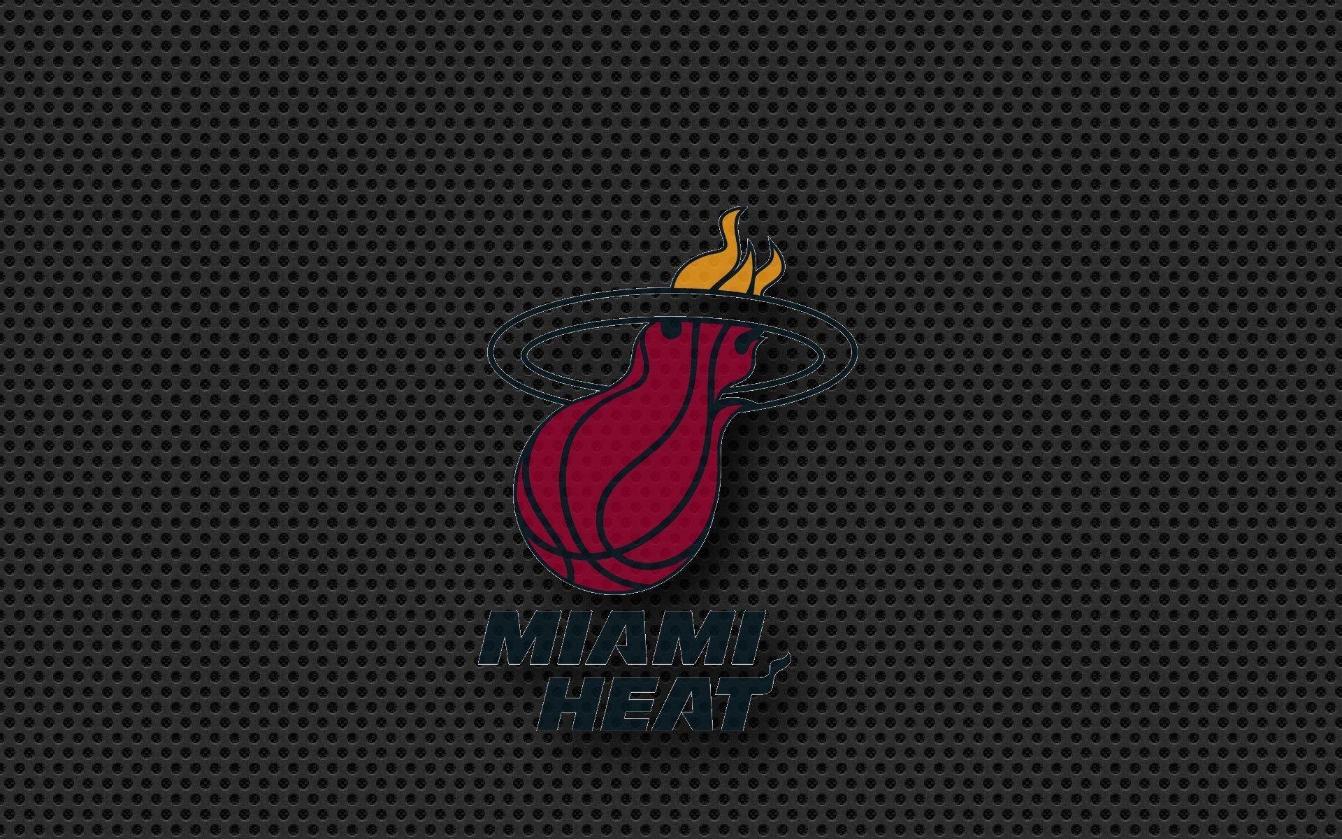Download Miami Heat Logo Wallpaper