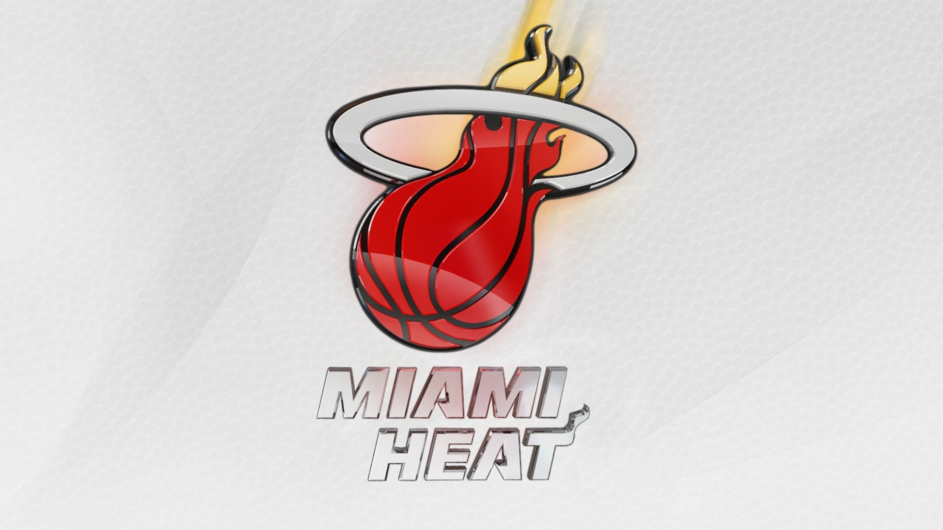 Miami Heat Basketball NBA Logos