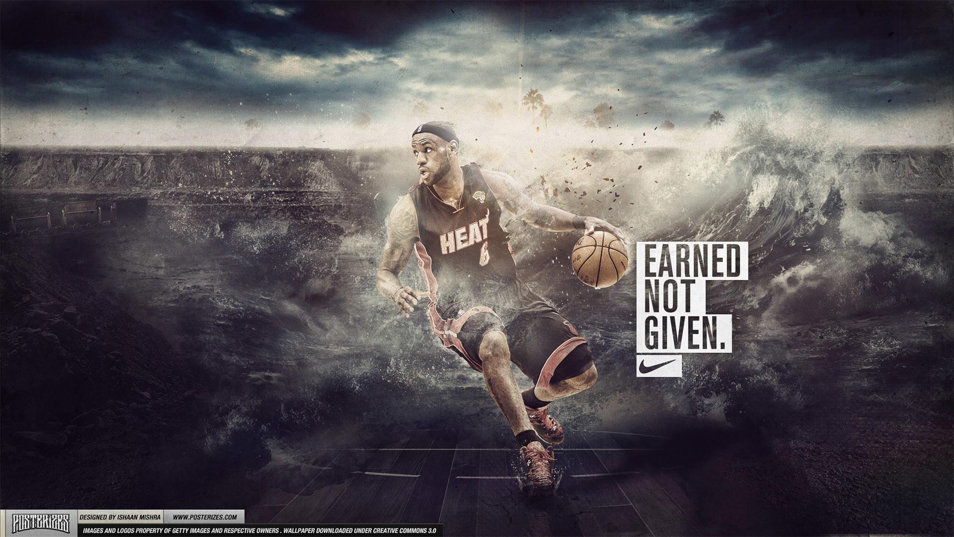LeBron James 2012 Wallpaper Wallpaper from Miami Heat.