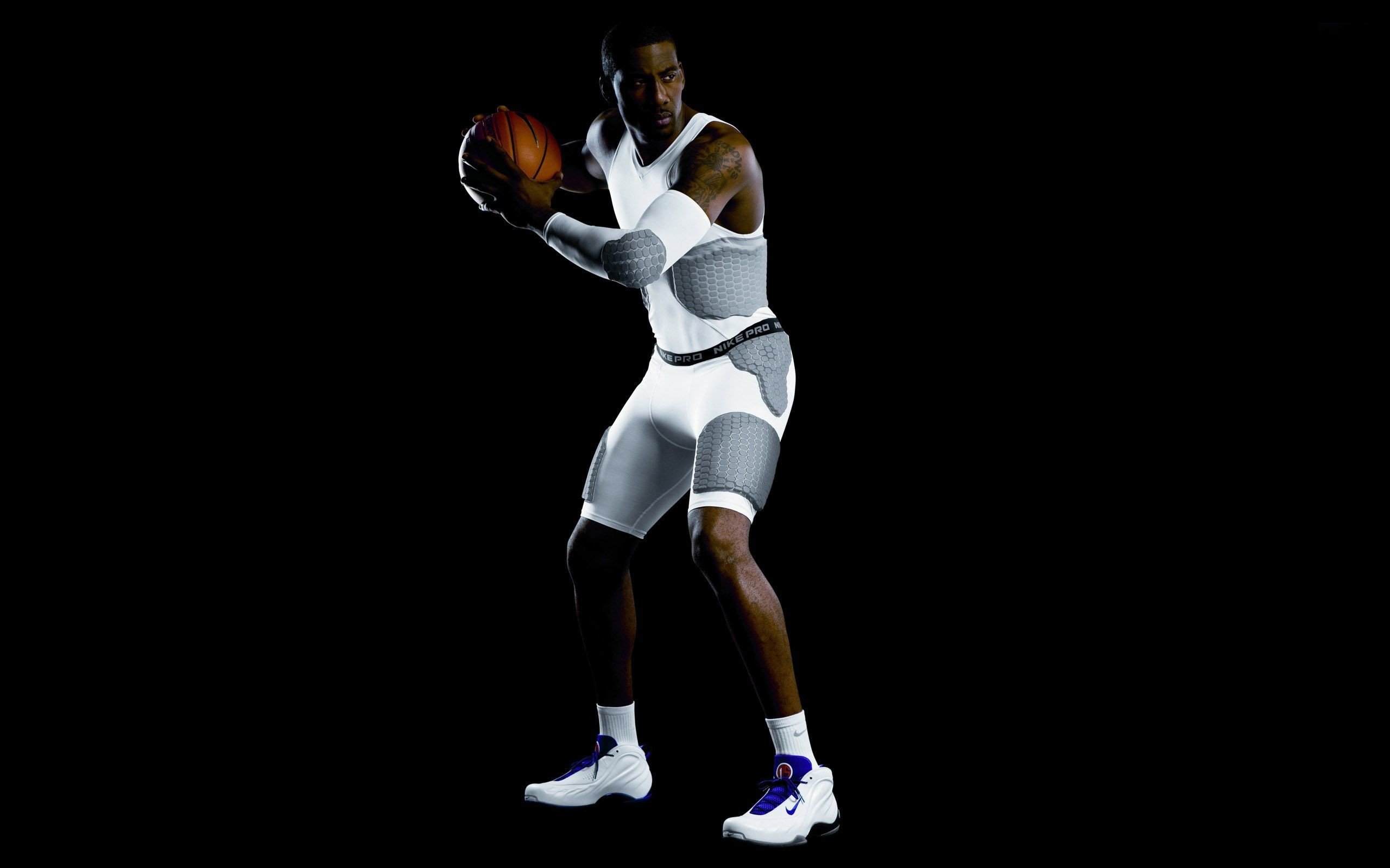 Lebron James Miami Heat Super Player Wallpaper HD.
