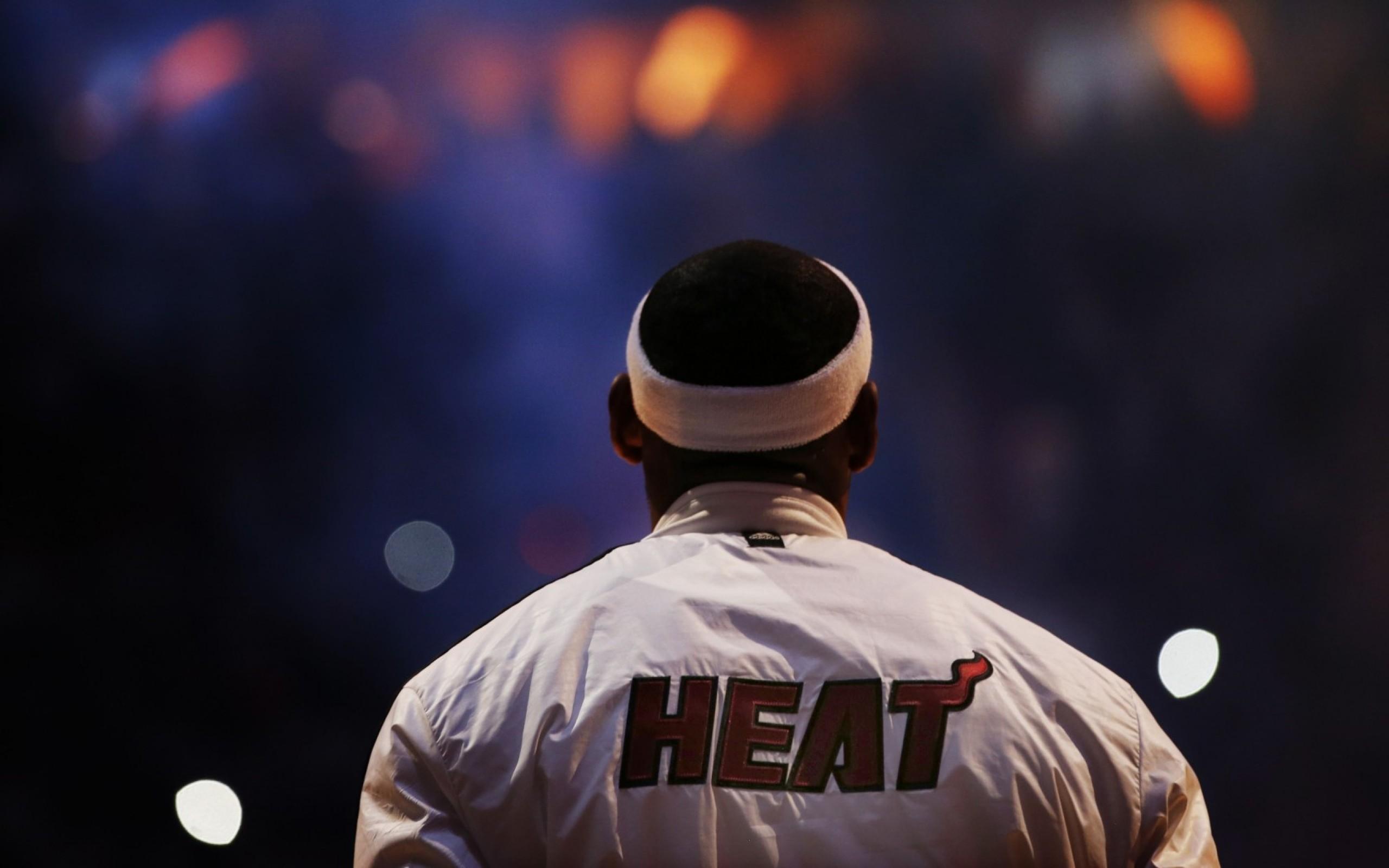 Wallpaper lebron james, miami heat, basketball, sports, nba