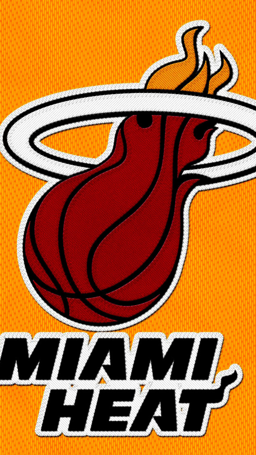 64 Miami Heat Iphone Wallpaper Hd