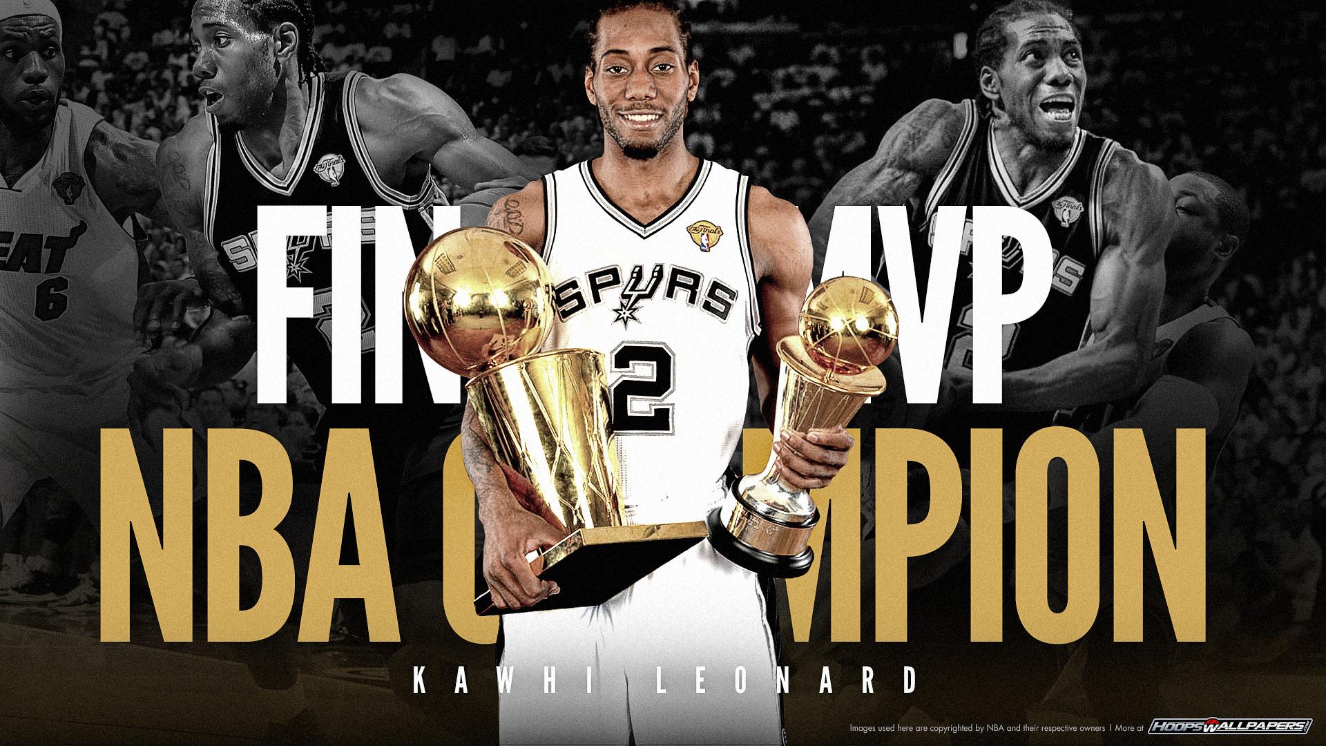NBA Champion & Finals MVP Kawhi Leonard wallpaper (Click on the image for  the full HD resolution wallpaper)