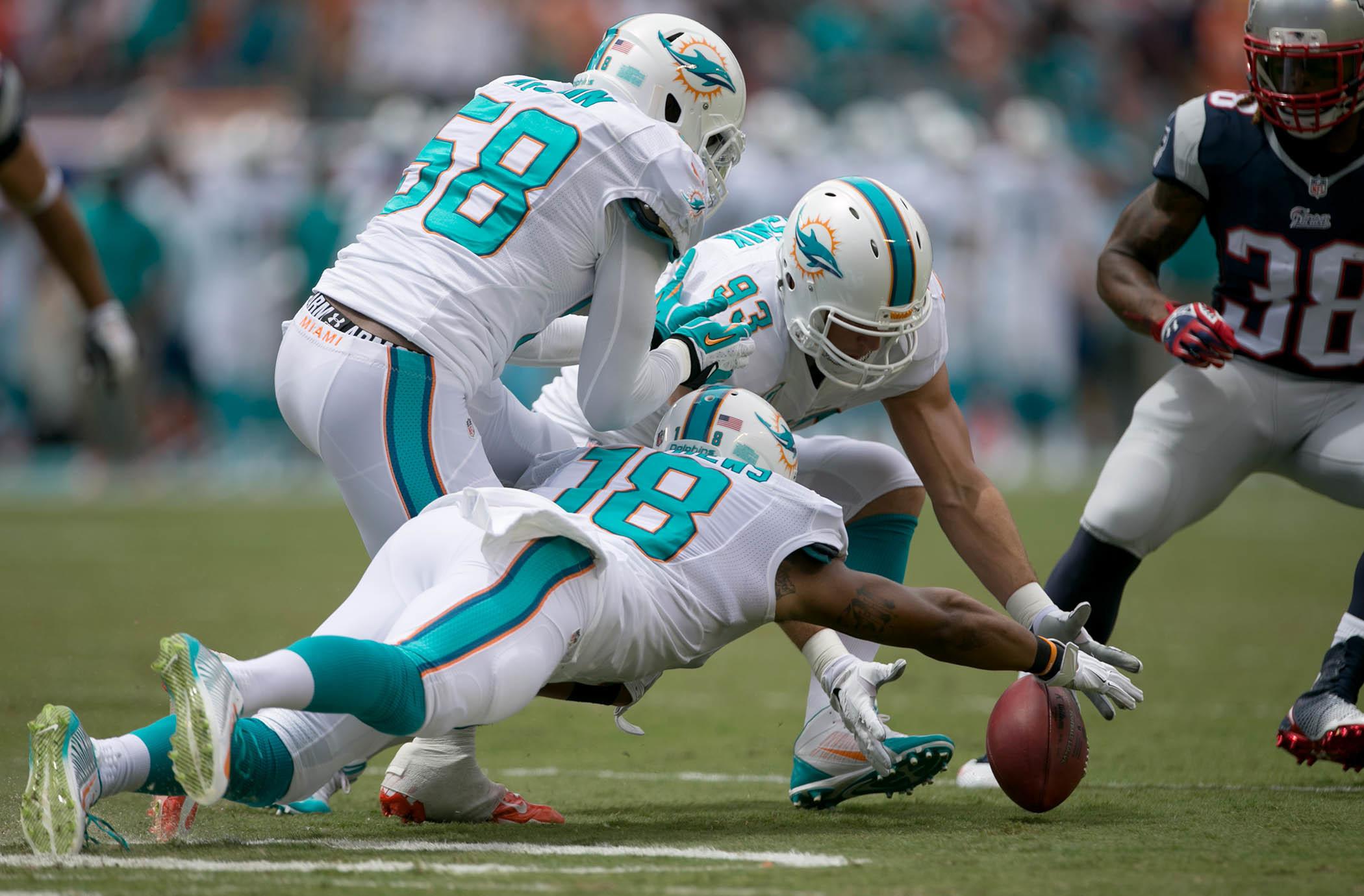 Sports – Miami Dolphins Bakgrund