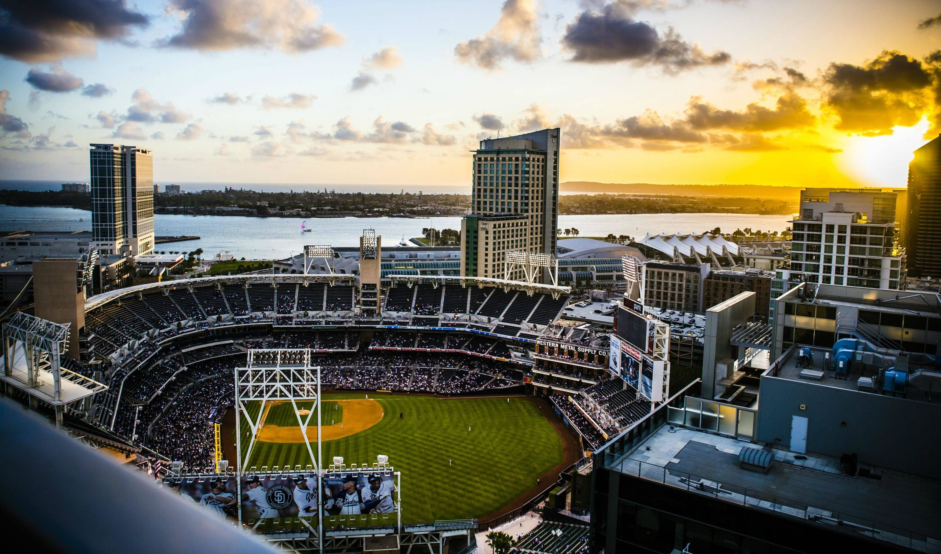 Padres Backgrounds