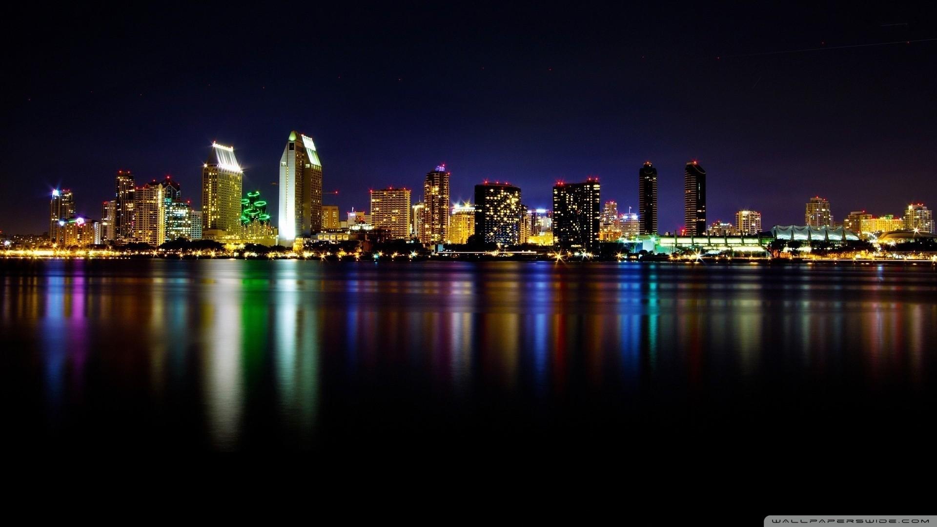 San Diego Skyline HD Wallpapers | Best Wallpapers Fan|Download Free .