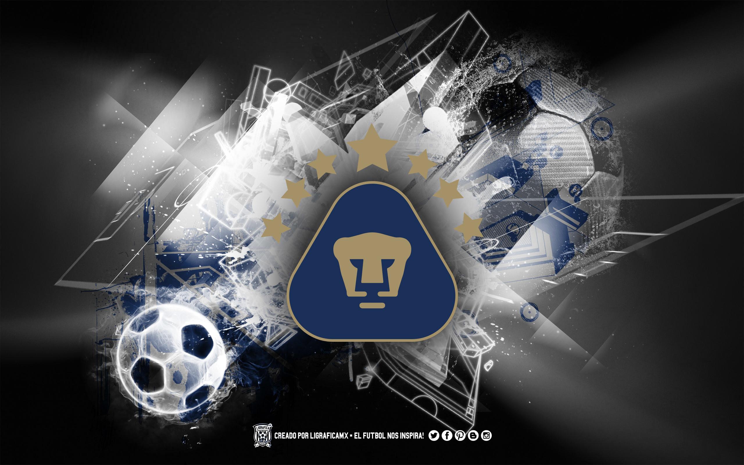 #Pumas UNAM #LigraficaMX ·181114CTG