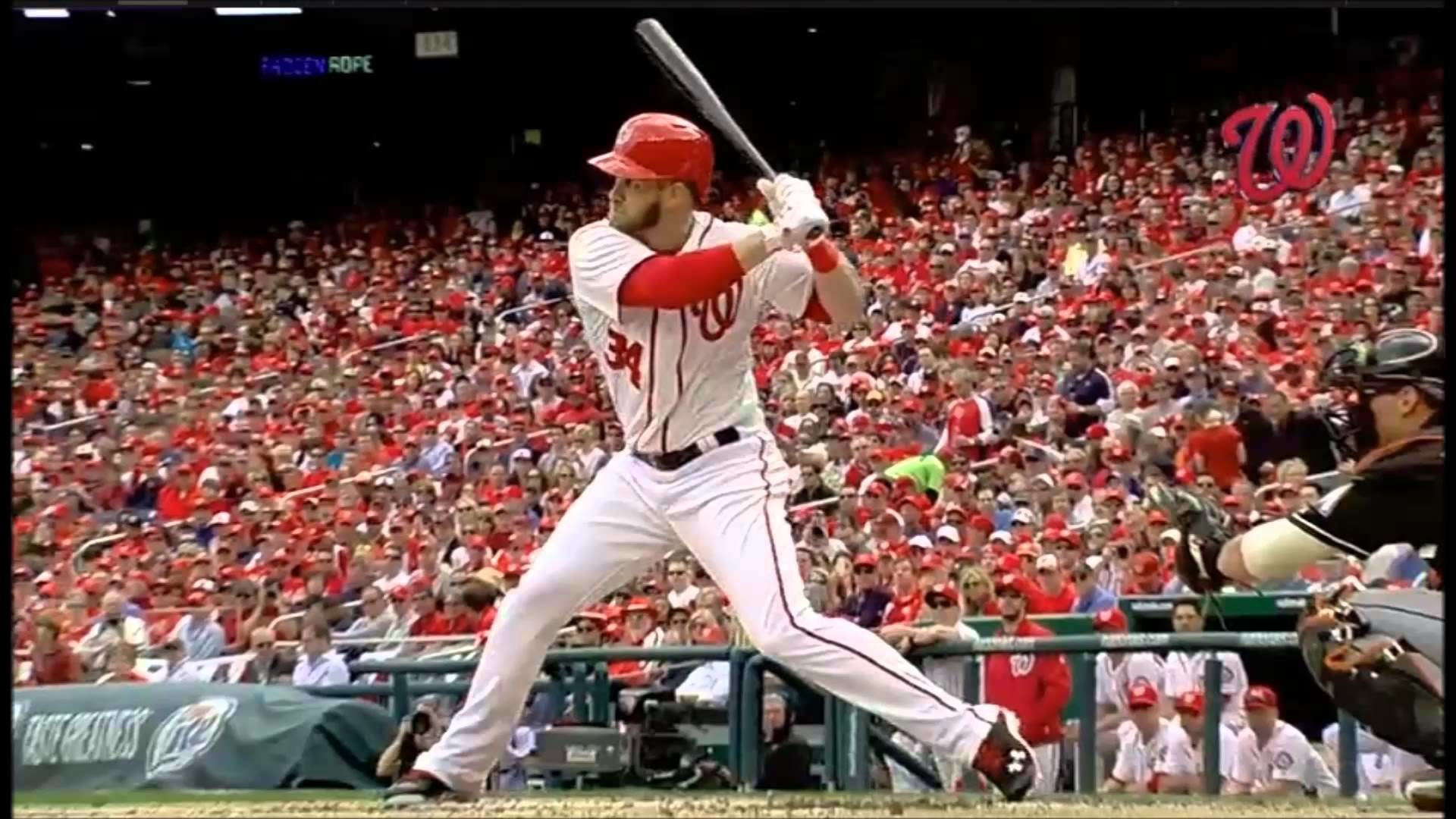 2013 Opening Day Bryce Harper 2 Homerun – YouTube