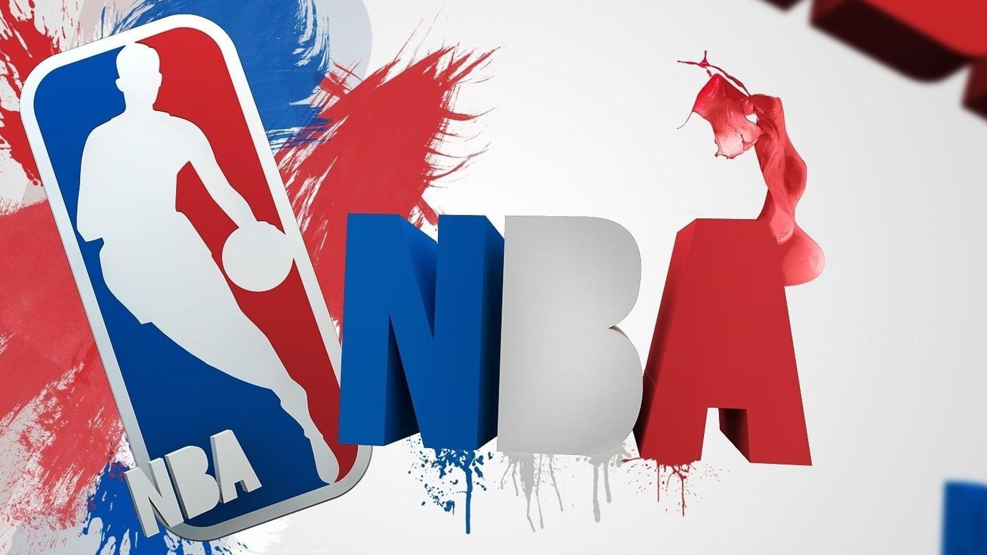 Nba Basketball Logo Wallpaper Hd Desktop 3256 1023 Wallpaper   HD .