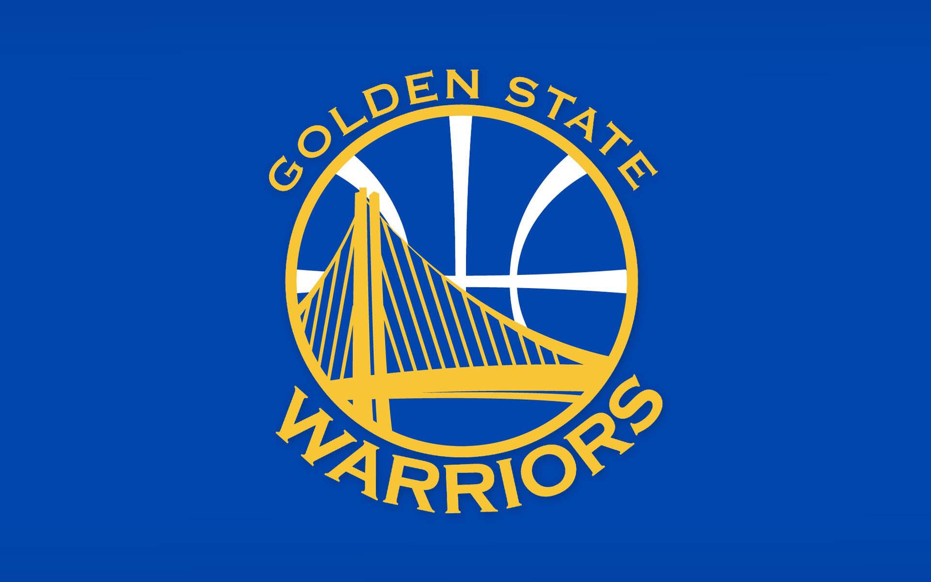 NBA Golden State Warriors Logo wallpaper
