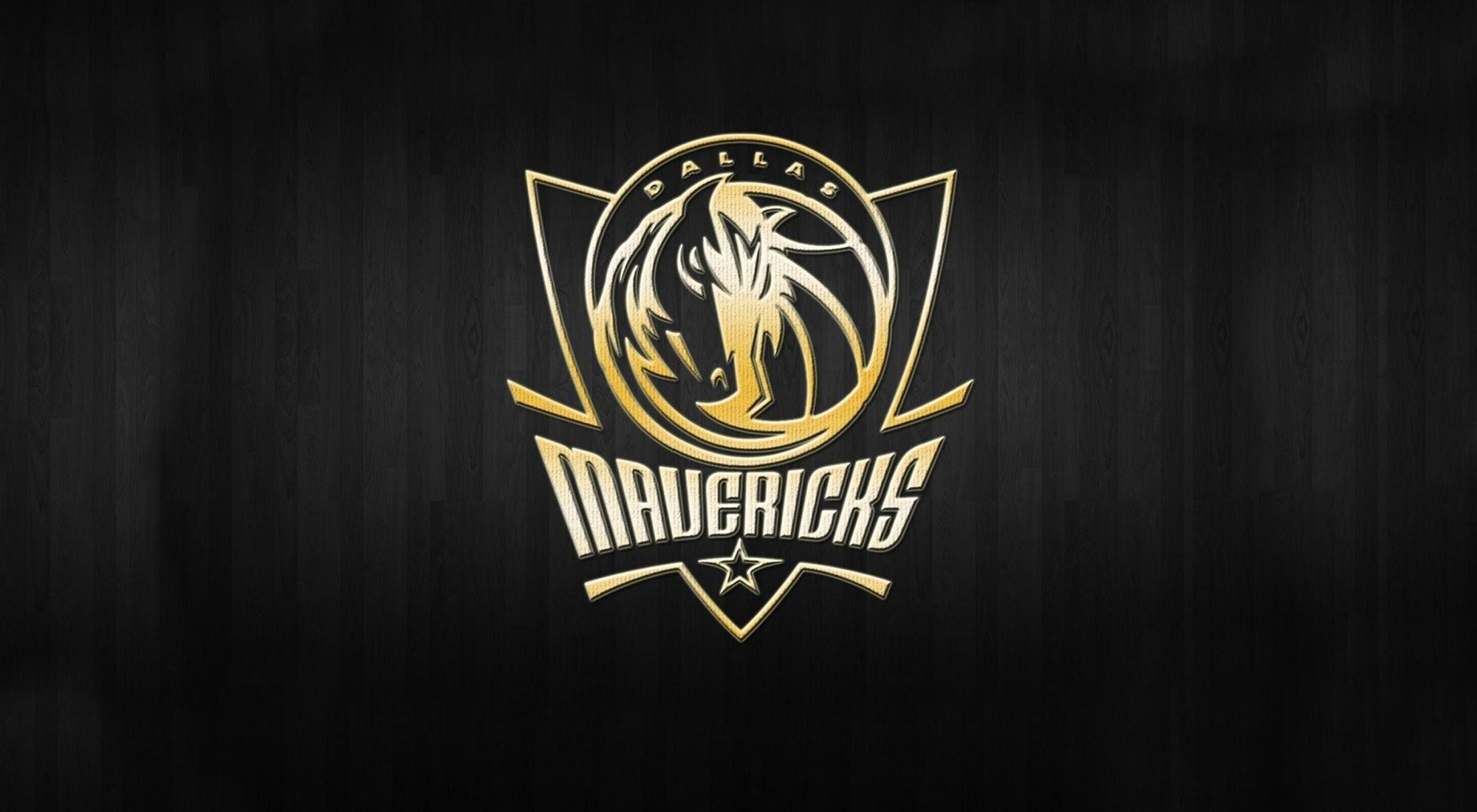 dallas mavericks basketball nba logo background gold