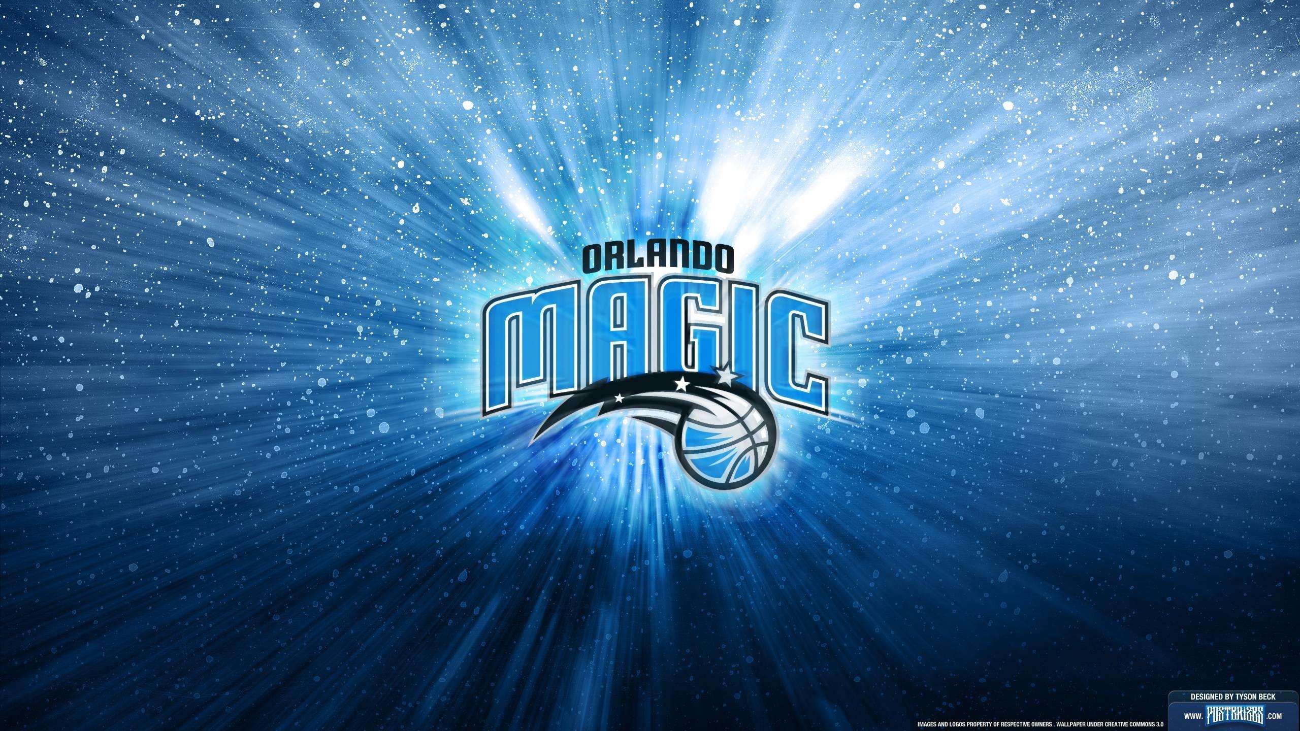 Orlando Magic Logo Wallpaper   Posterizes   NBA Wallpapers .