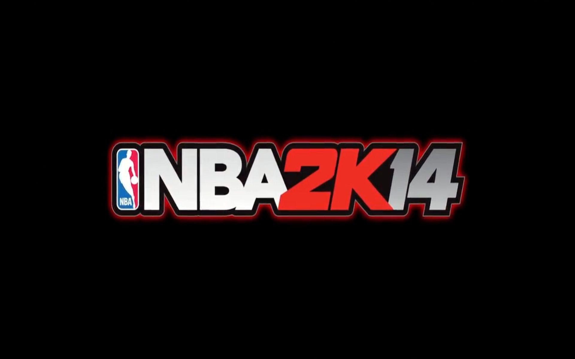 NBA 2K14 Logo wallpaper
