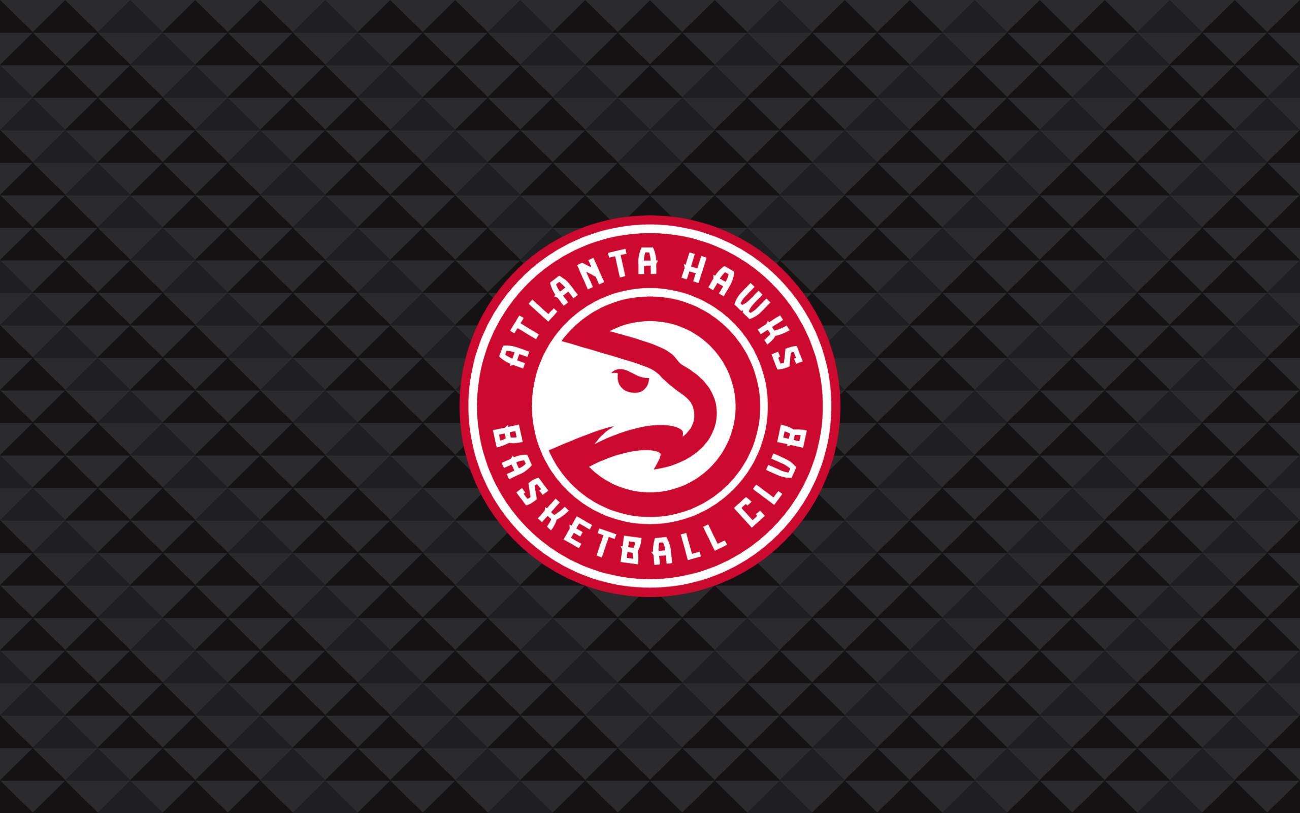 nba atlanta hawks logo black wallpapers