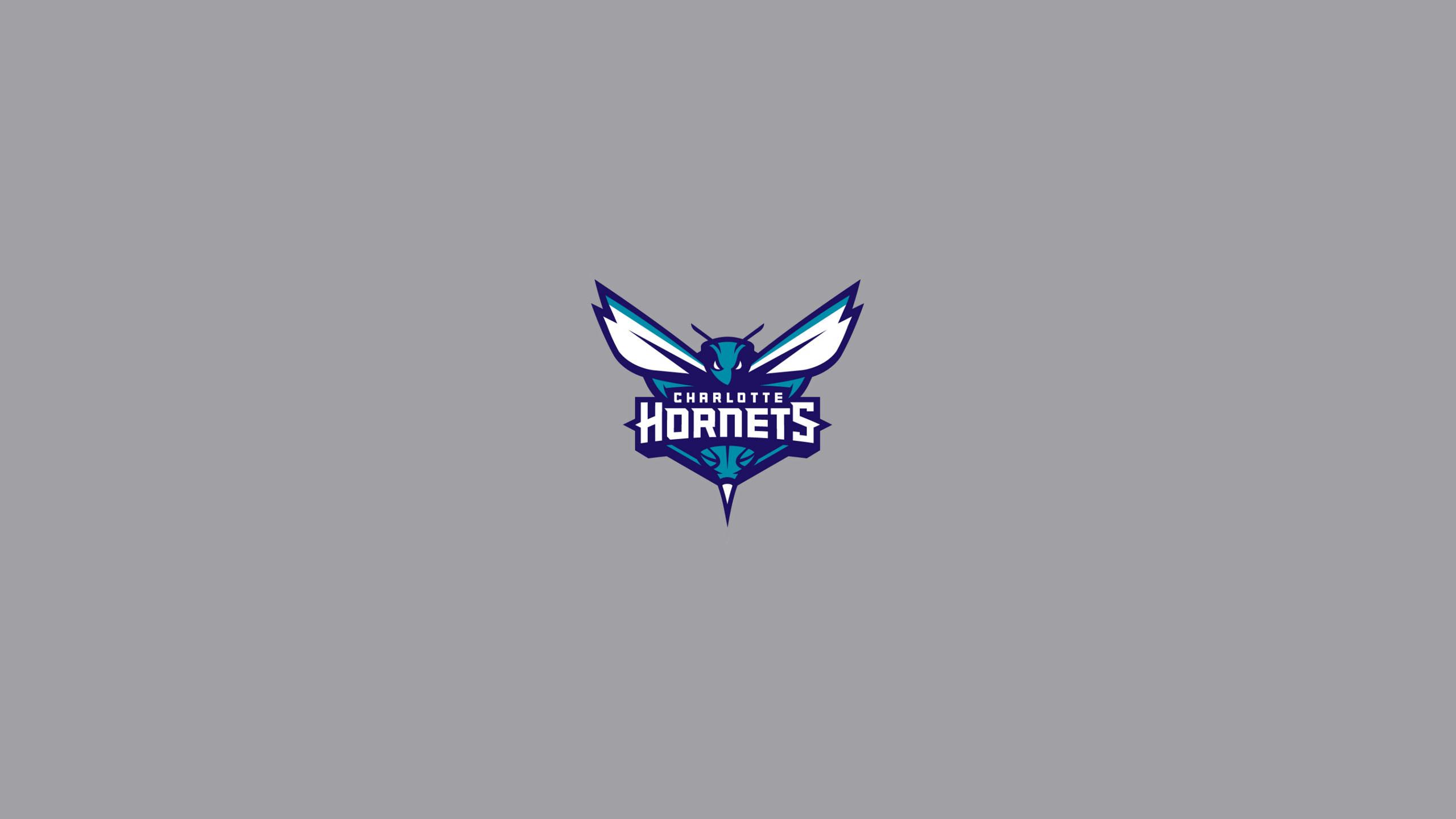 NBA Charlotte Hornets New Logo wallpaper
