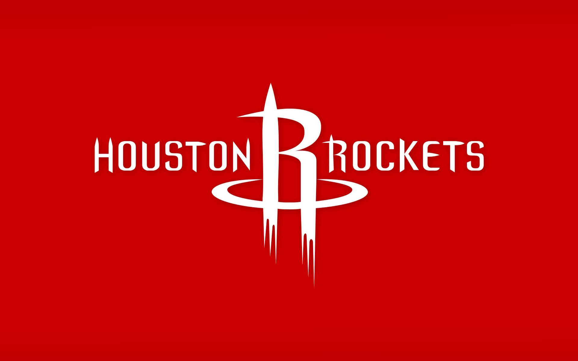 NBA Houston Rockets Logo wallpaper