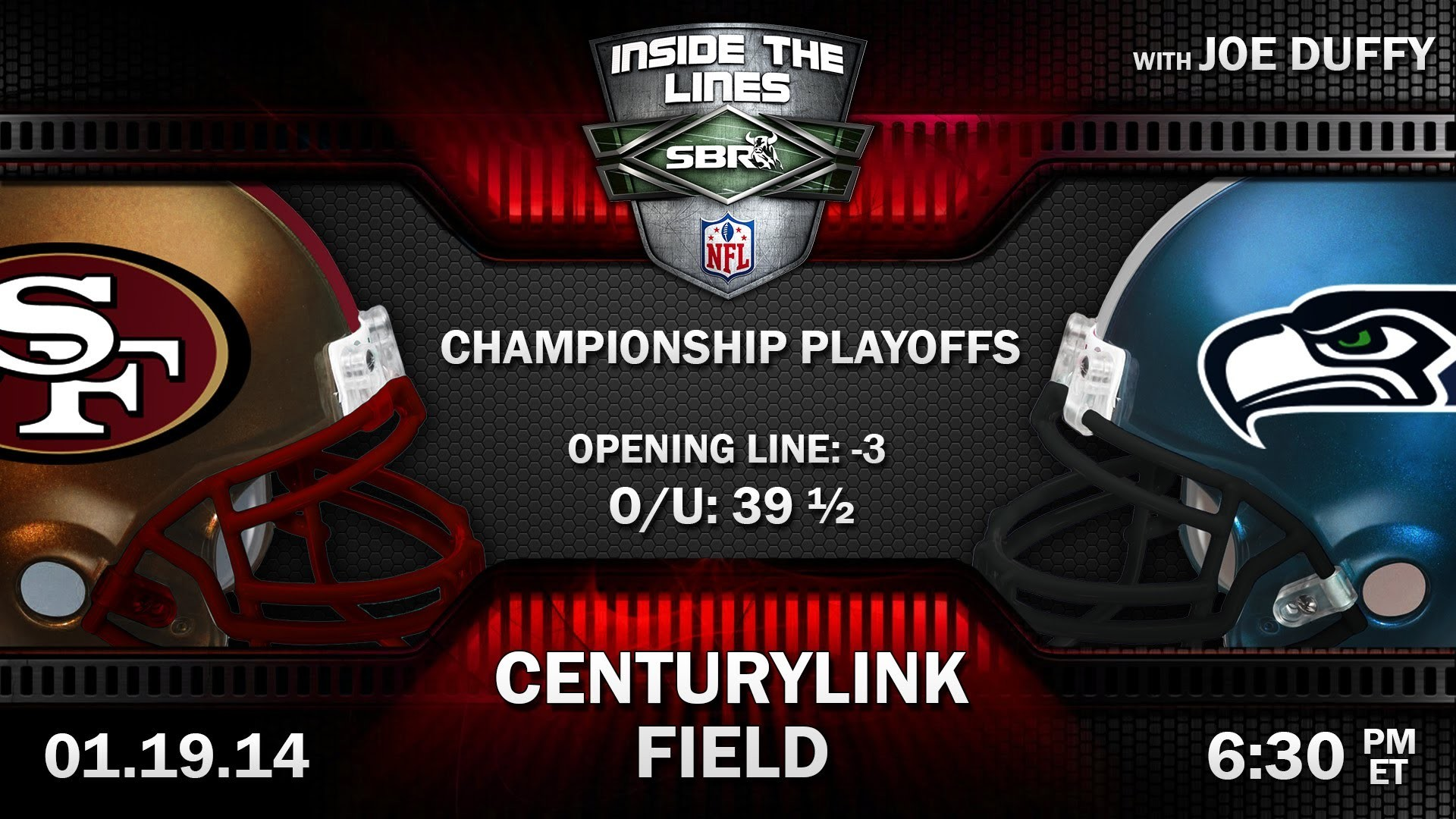 San Francisco 49ers vs Seattle Seahawks NFC Championship Preview: NFL  Playoffs Picks w/ Duffy, West – YouTube