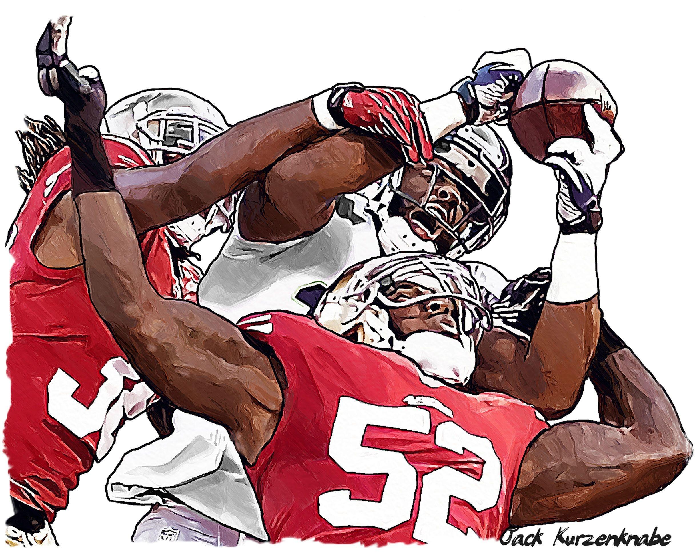 SAN FRANCISCO 49ers nfl football t wallpaper