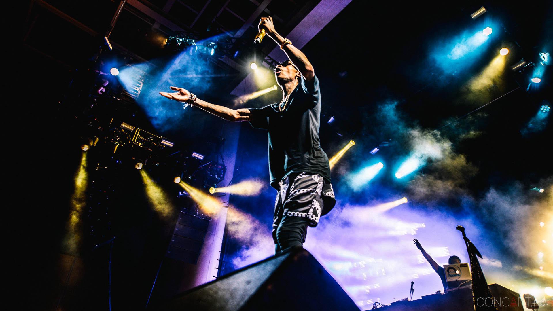 Wiz Khalifa Live Wallpaper