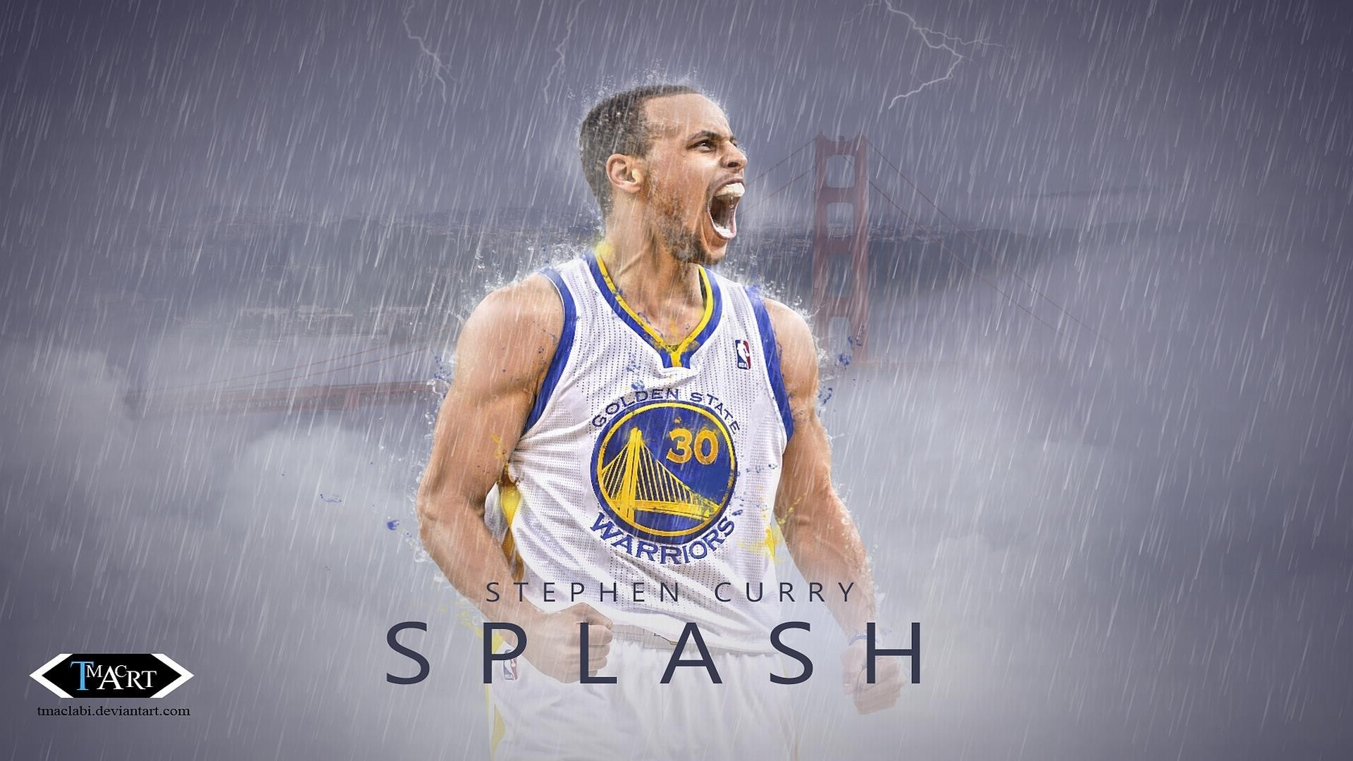 Golden State Warriors Wallpapers Basketball Wallpapers at · Stephen Curry  …