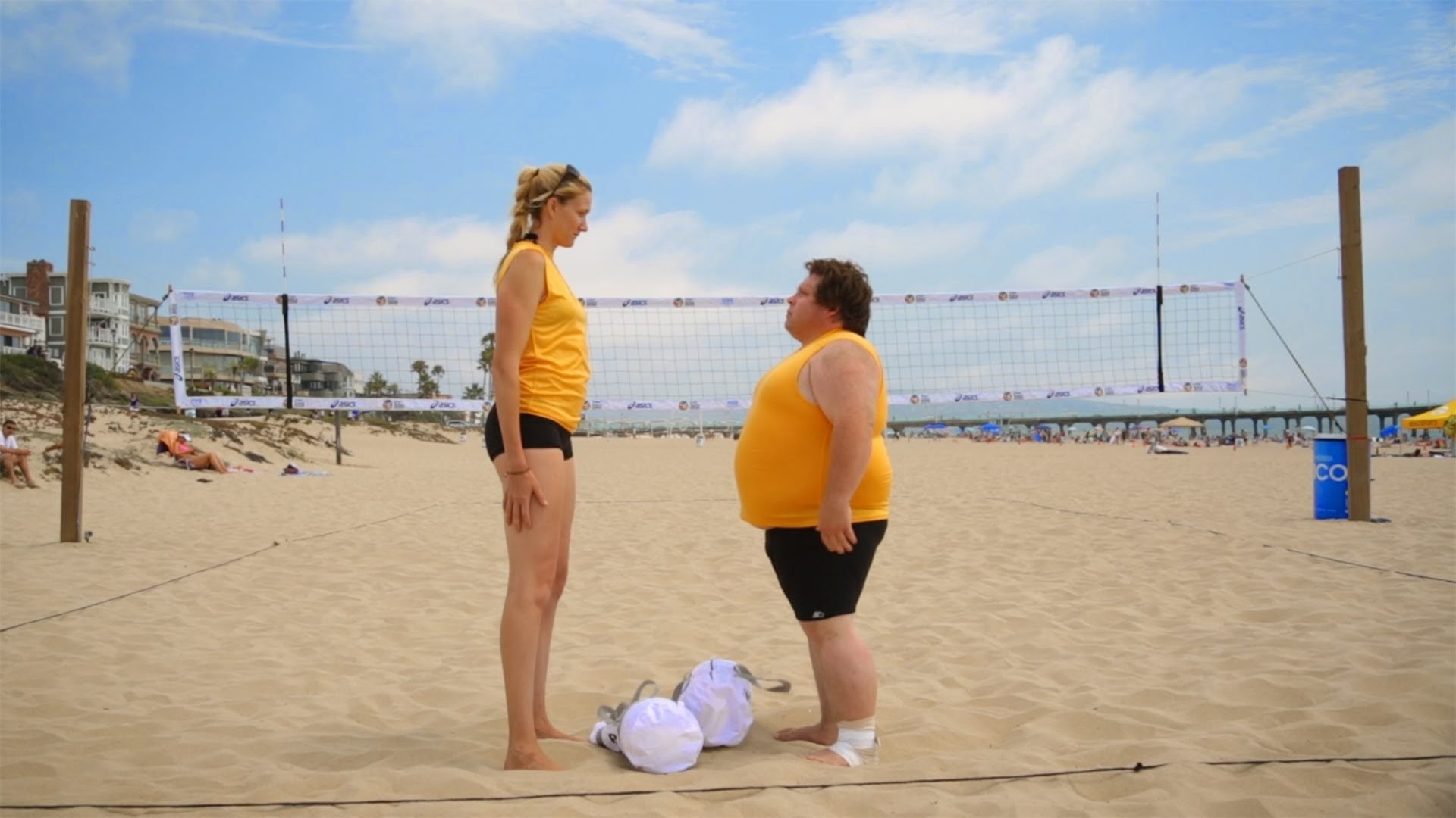 Beach Volleyball Funny …