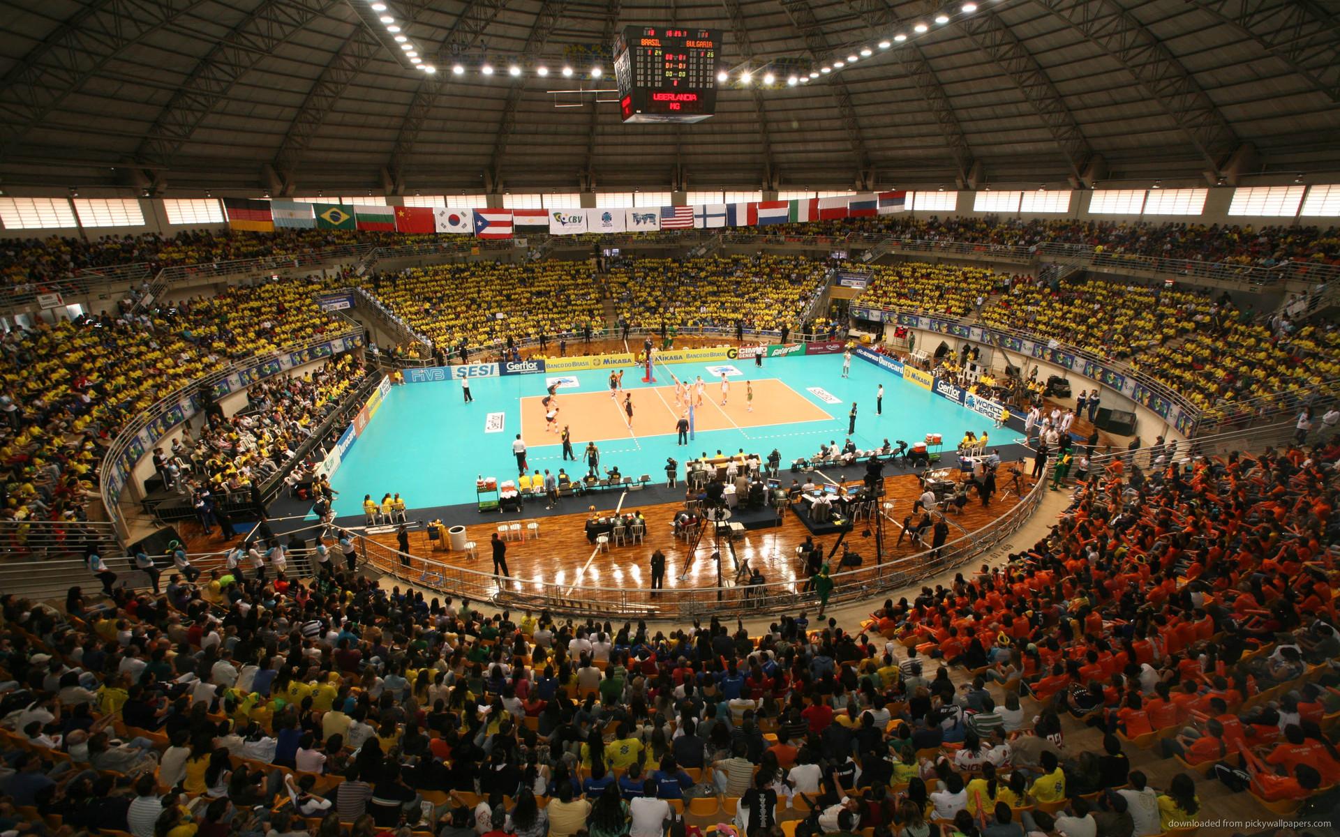 Volleyball Stadium for 1920×1200