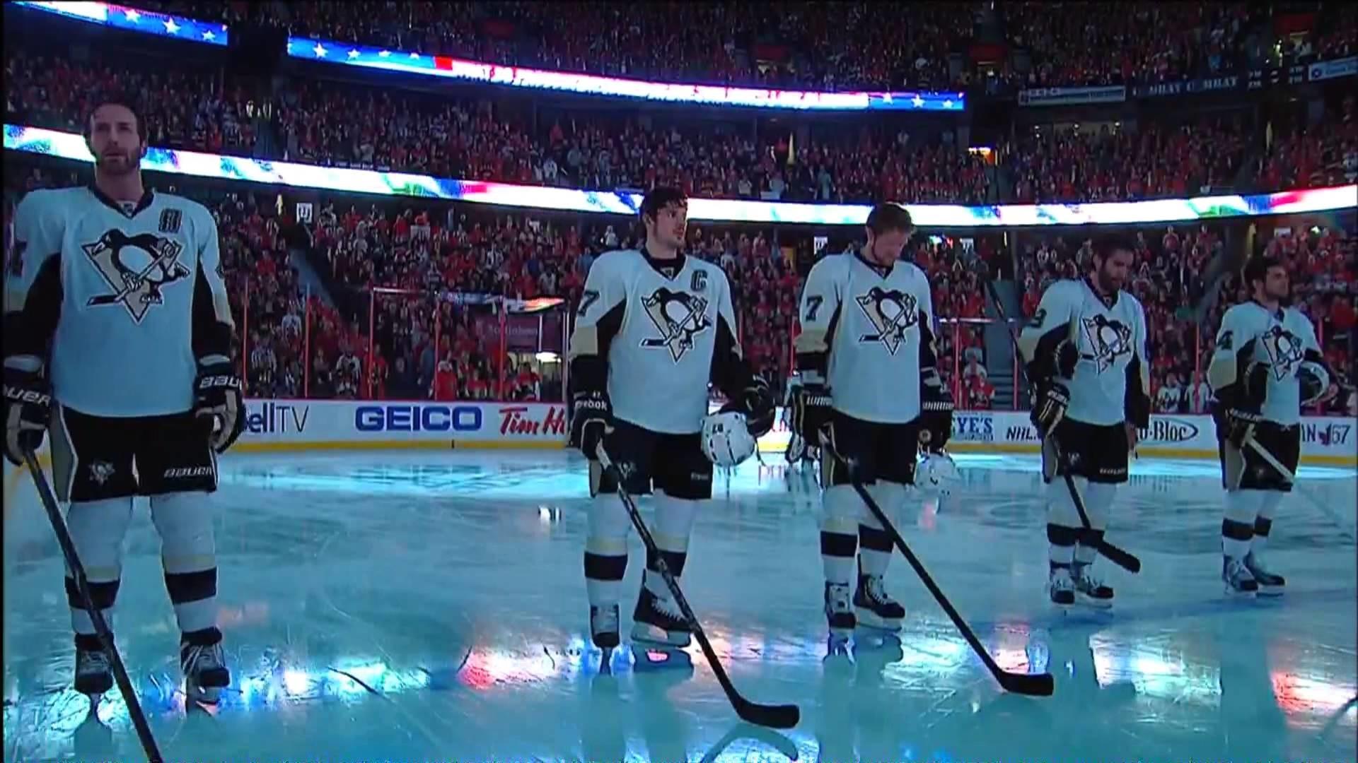 Pre Game – Game #3 ECSF – Pittsburgh Penguins Vs Ottawa Senators. May 19th  2013