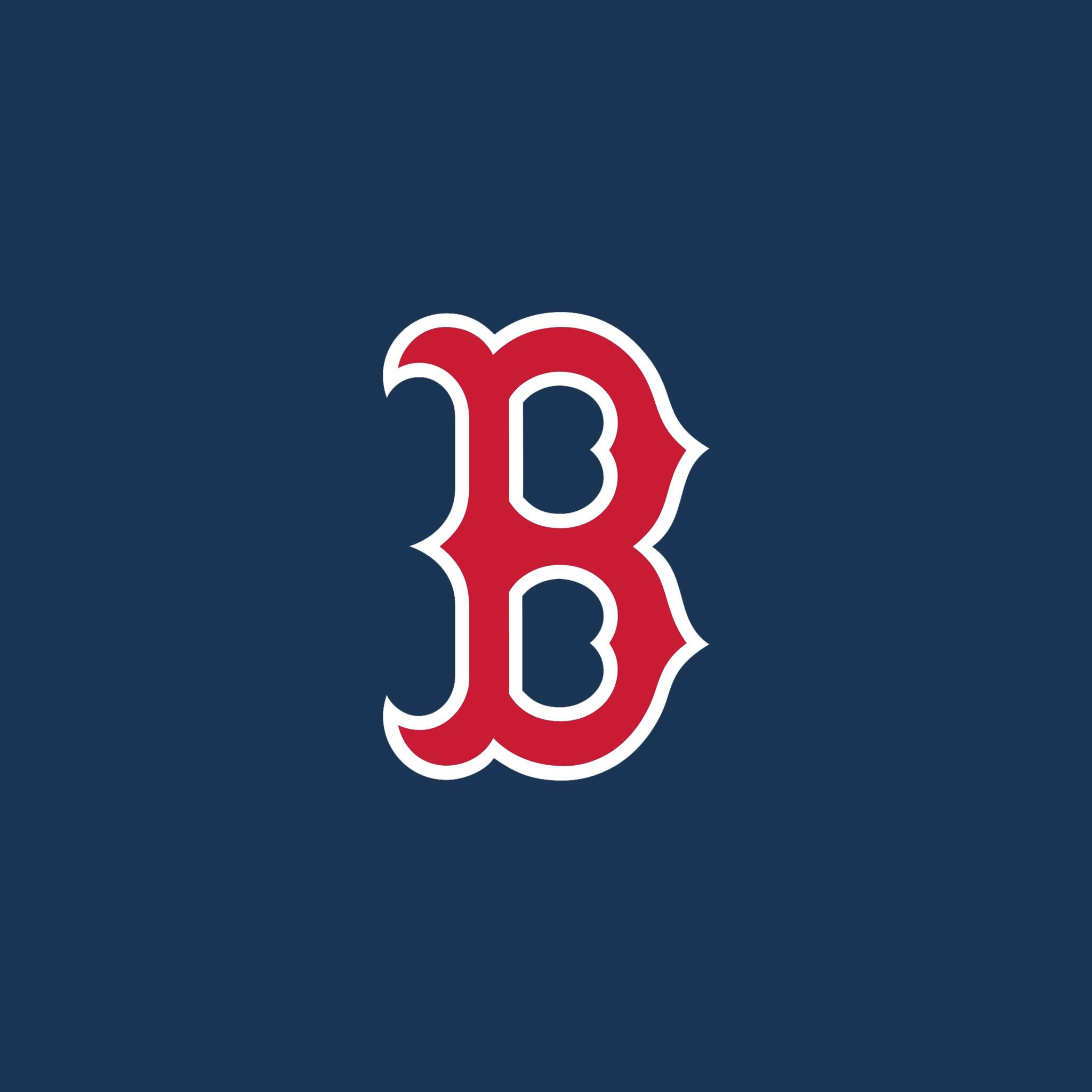 Boston Red Sox B Logo Wallpaper For IPad #6776 | Frenzia.com