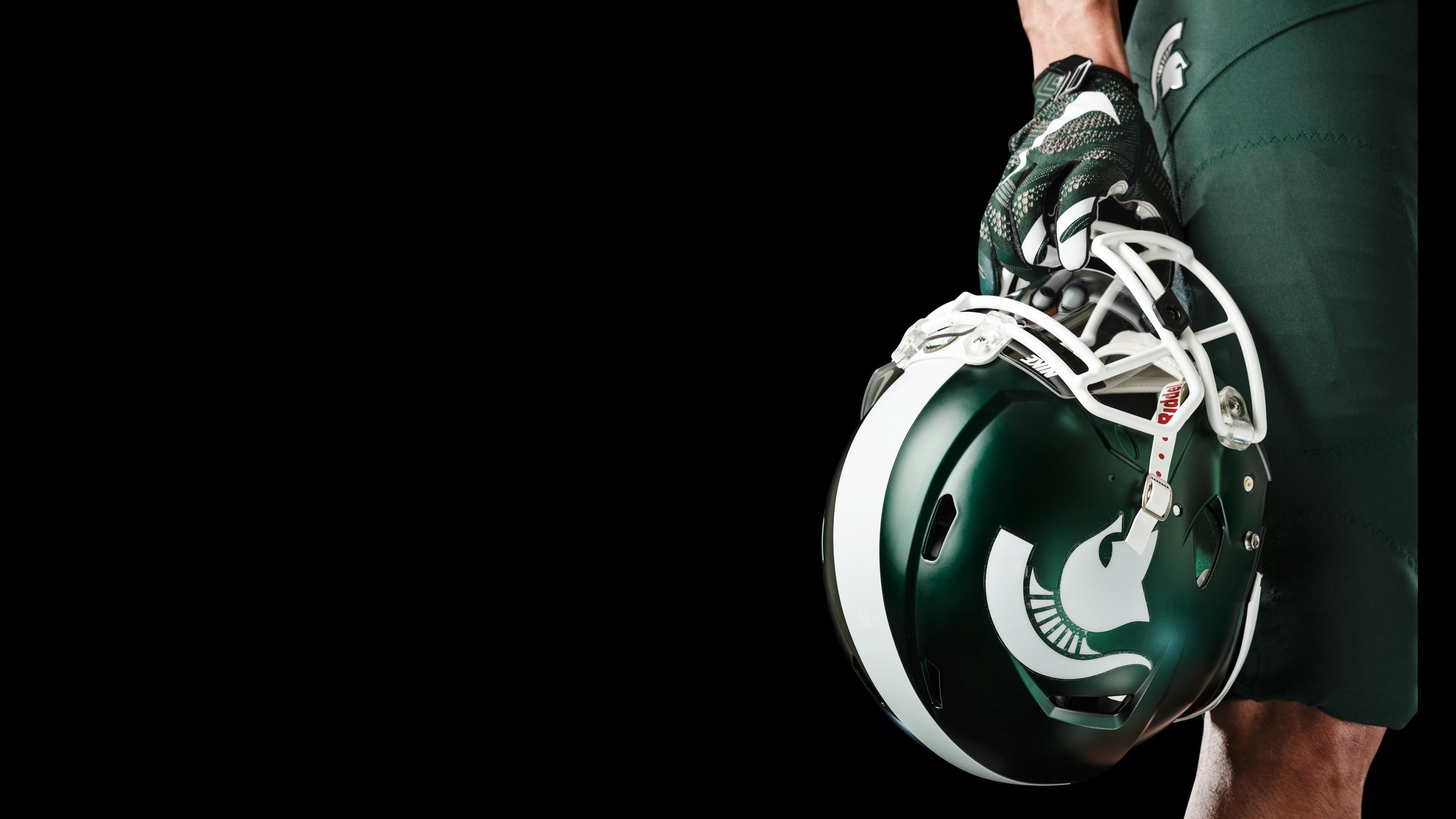 Michigan State Football Updates Nike Uniform Design. Download Image: LO · HI