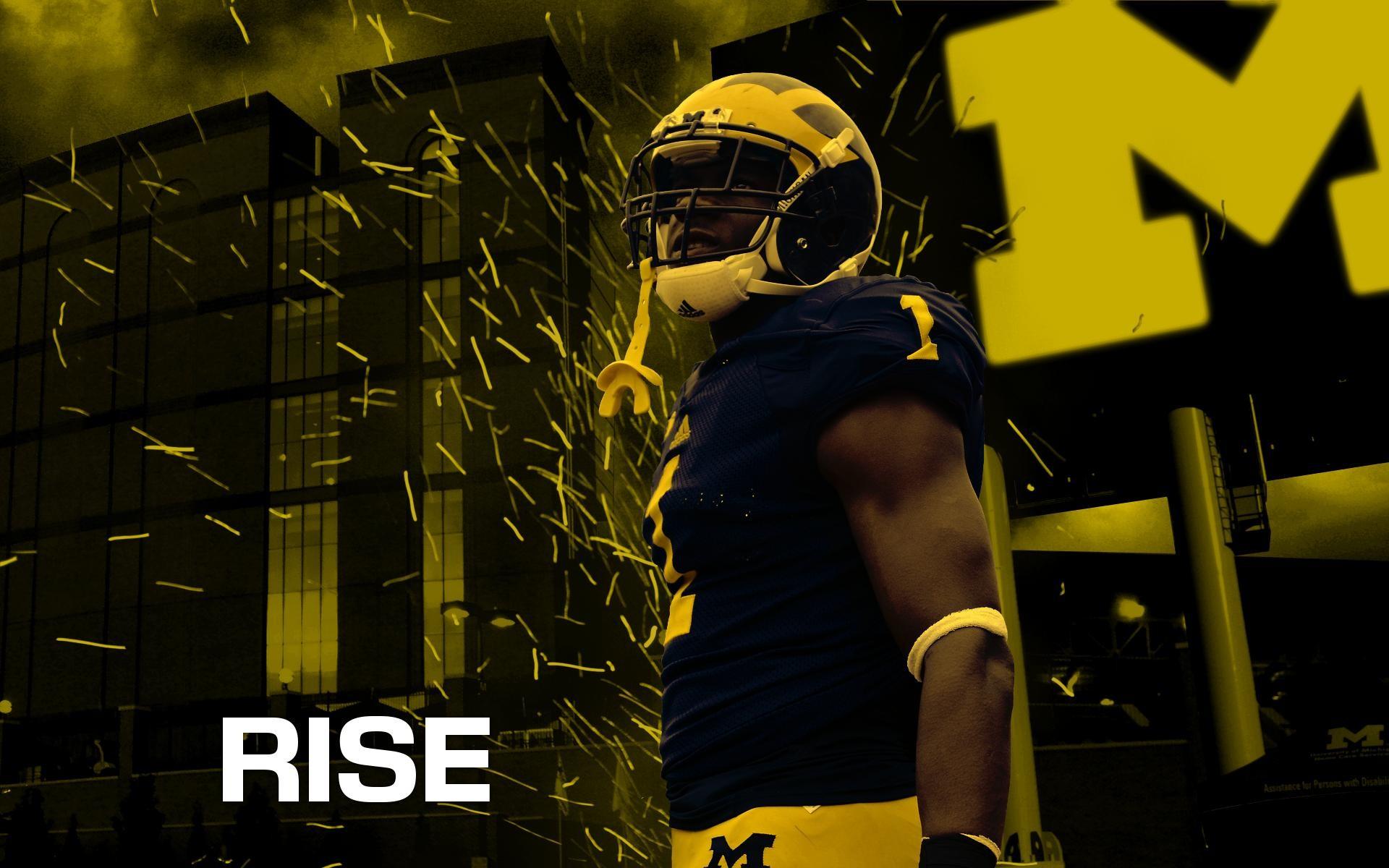 Free Michigan Wolverines Football Wallpaper