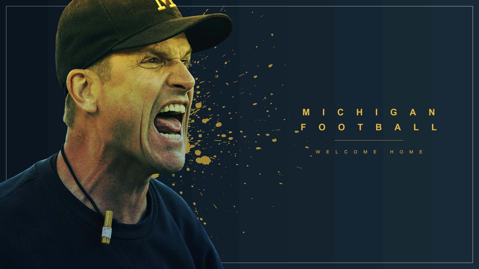 Michigan Football Wallpaper x | HD Wallpapers | Pinterest | Football  wallpaper and Wallpaper