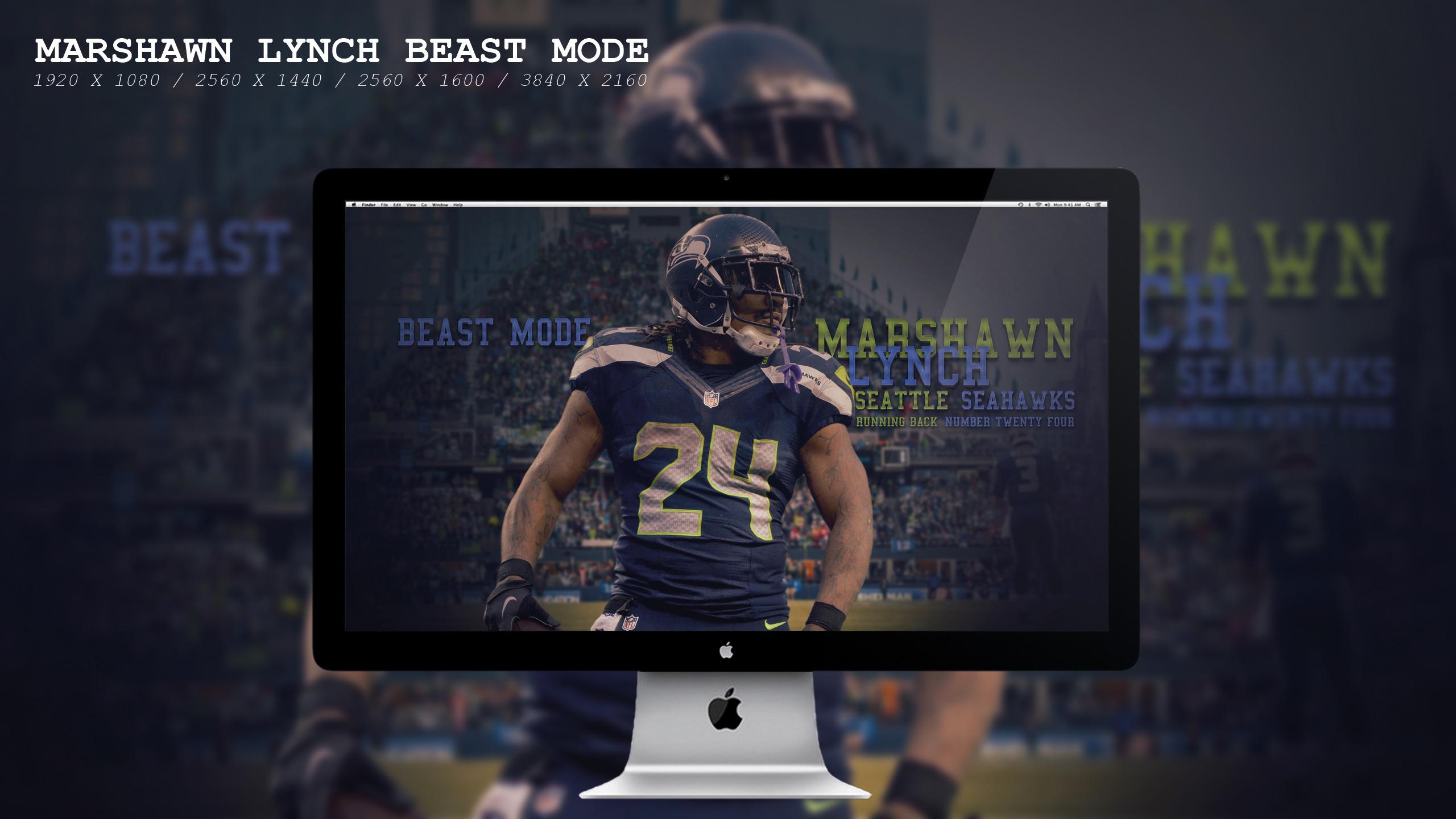 … Marshawn Lynch Beast Mode Wallpaper HD by BeAware8