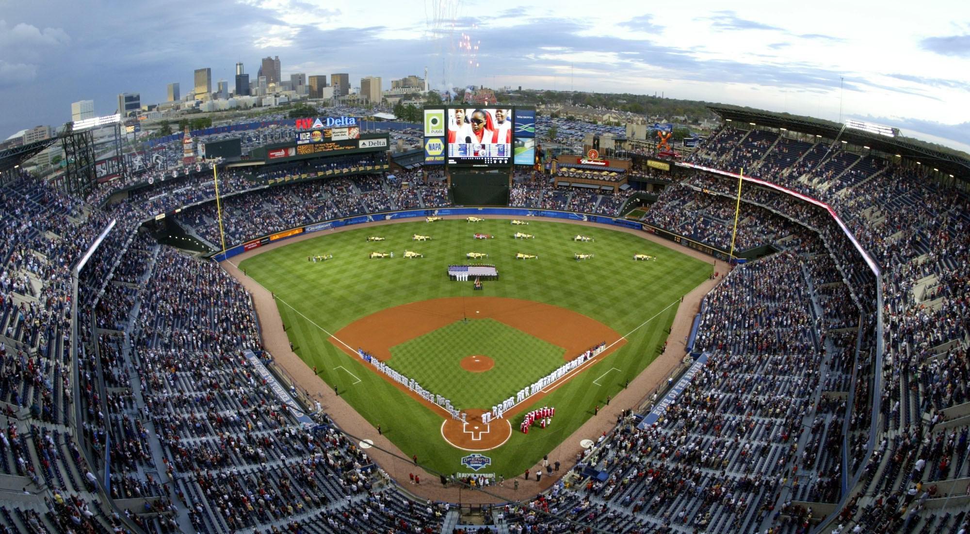 Atlanta Braves moving to new stadium in suburban Cobb County in 2017 –  Washington Times