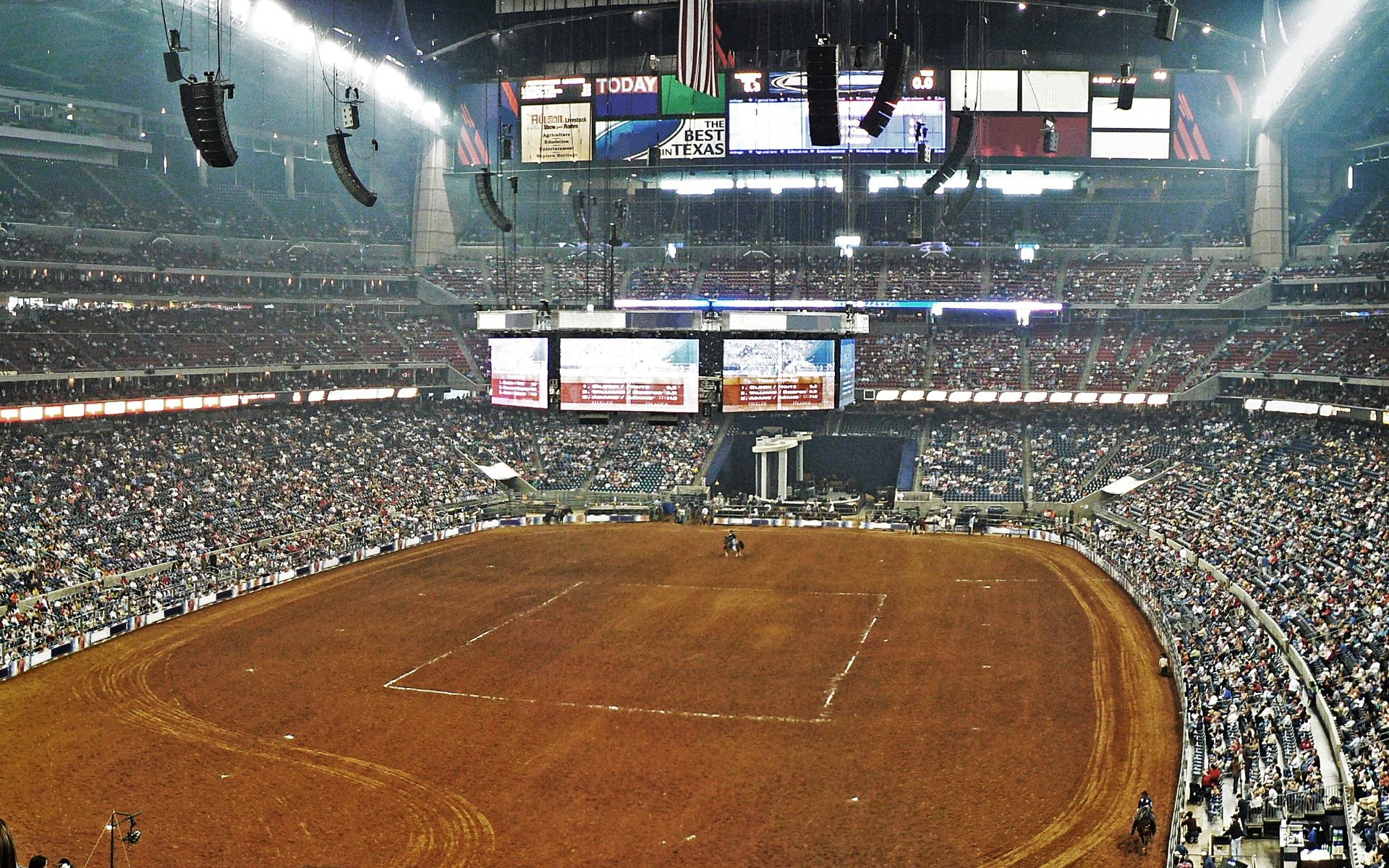 Houston Livestock Show and Rodeo, March Rodeo Tickets, 3/3/2018 at 3:45 pm  | SeatGeek