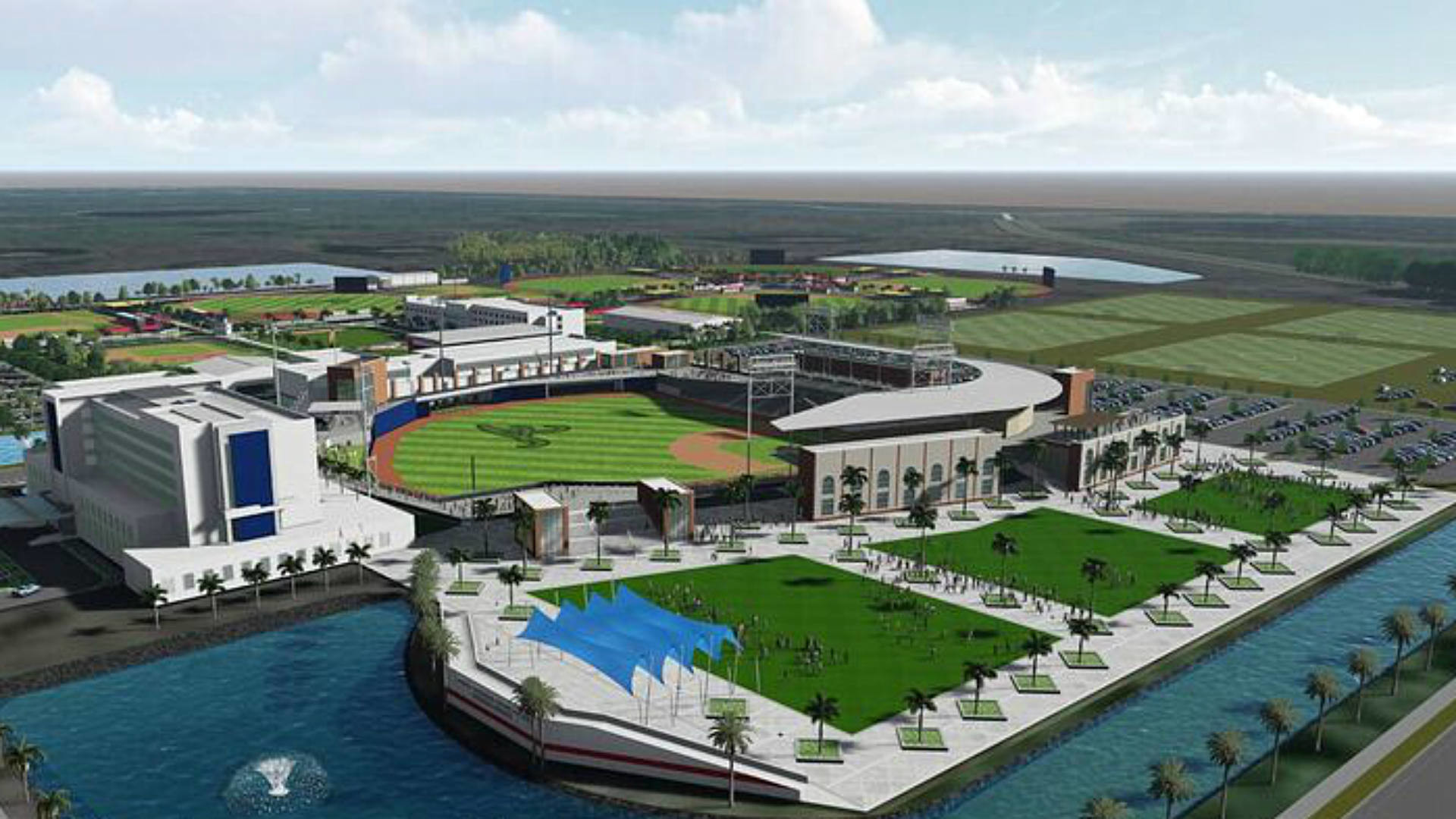 Braves move ahead with prospective spring training site in Sarasota | MLB |  Sporting News