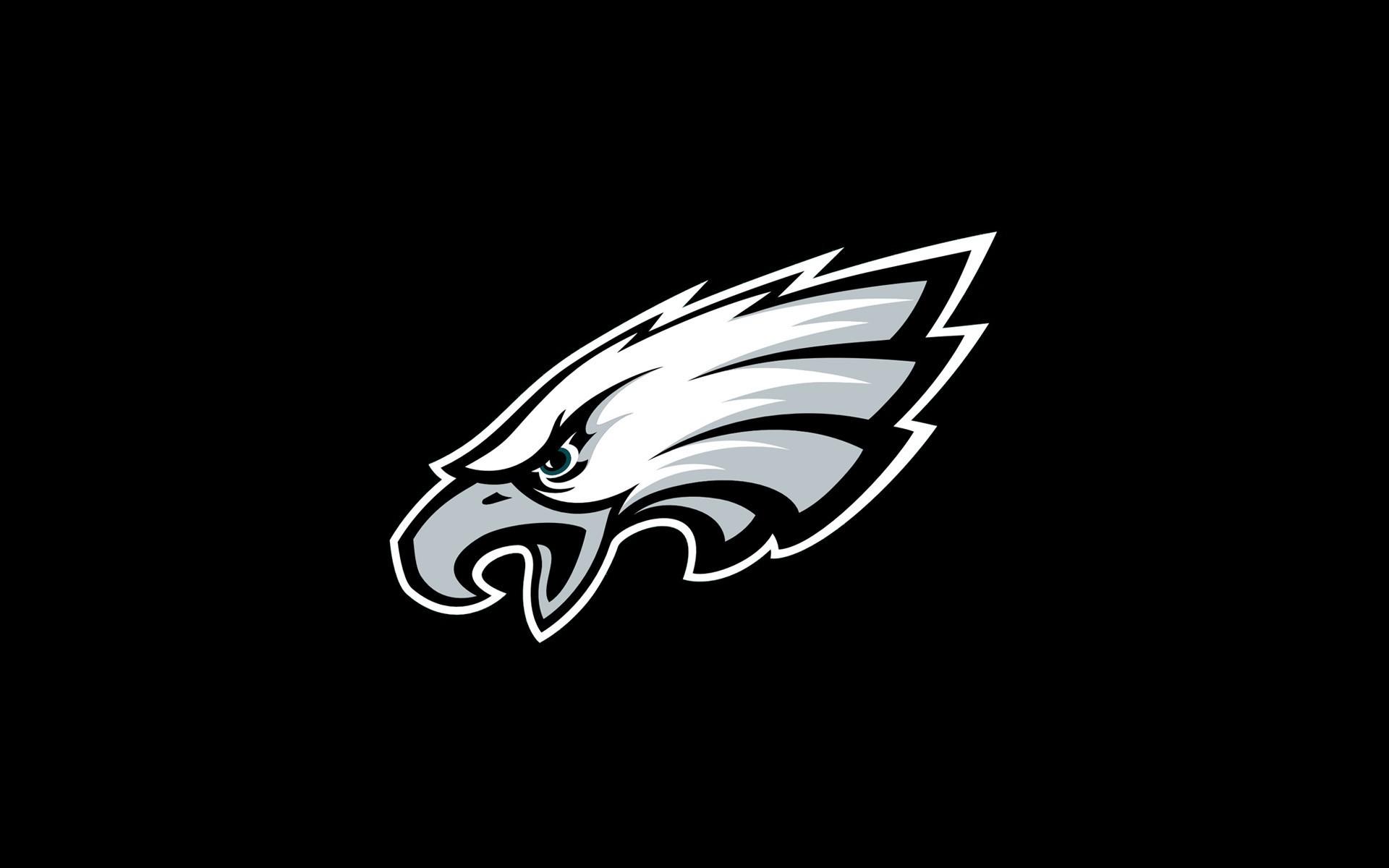 Philadelphia Eagles logo wallpapers HD free download.