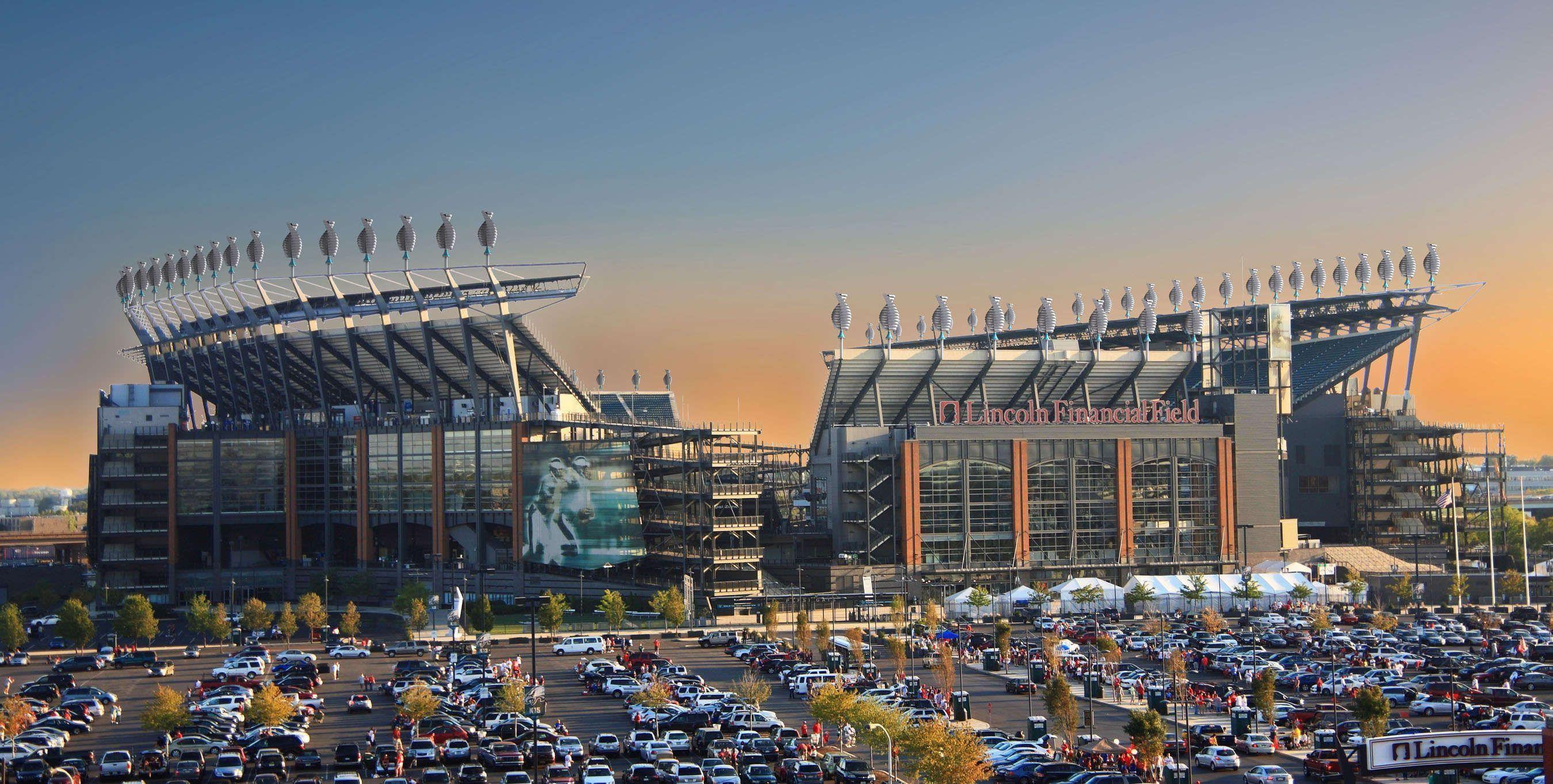 Philadelphia Eagles Stadium NFL Wallpaper HD