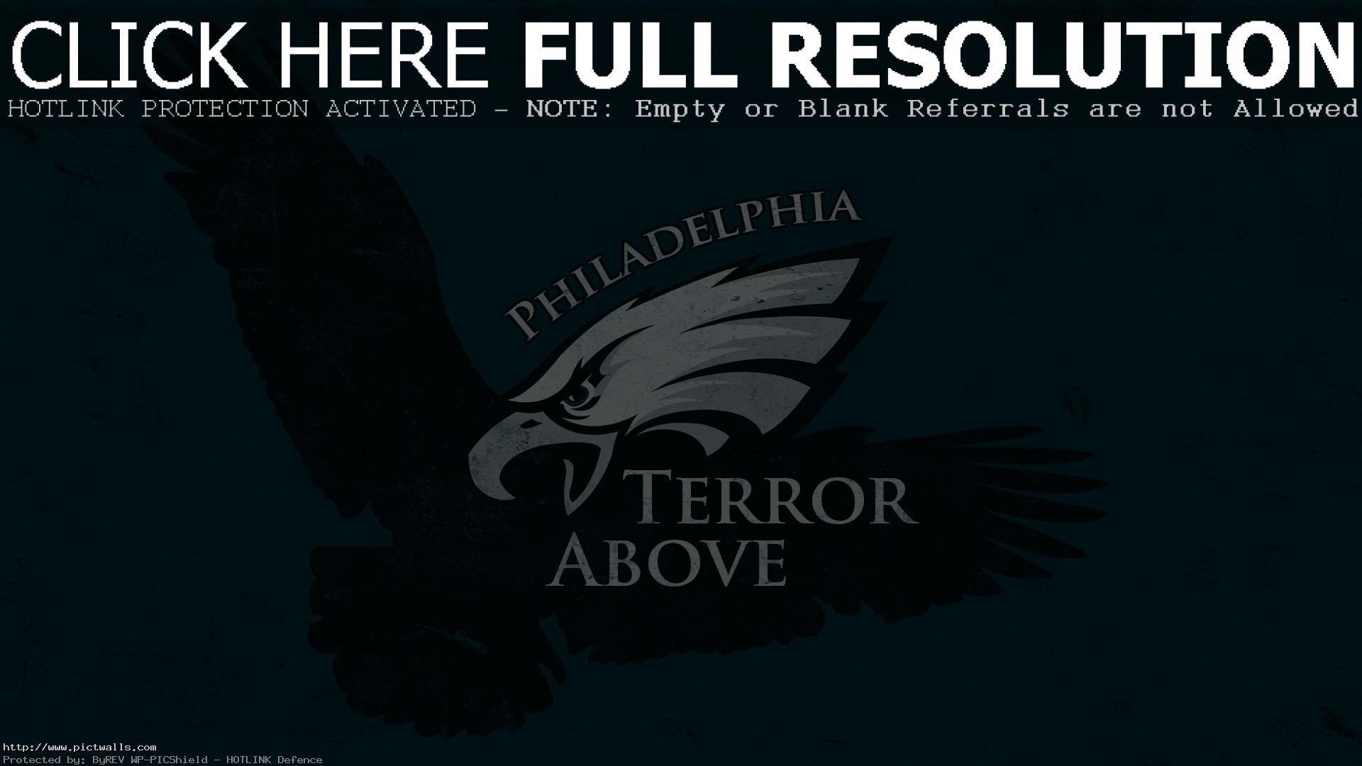 Free Philadelphia Eagles Desktop Wallpaper 1920×1200