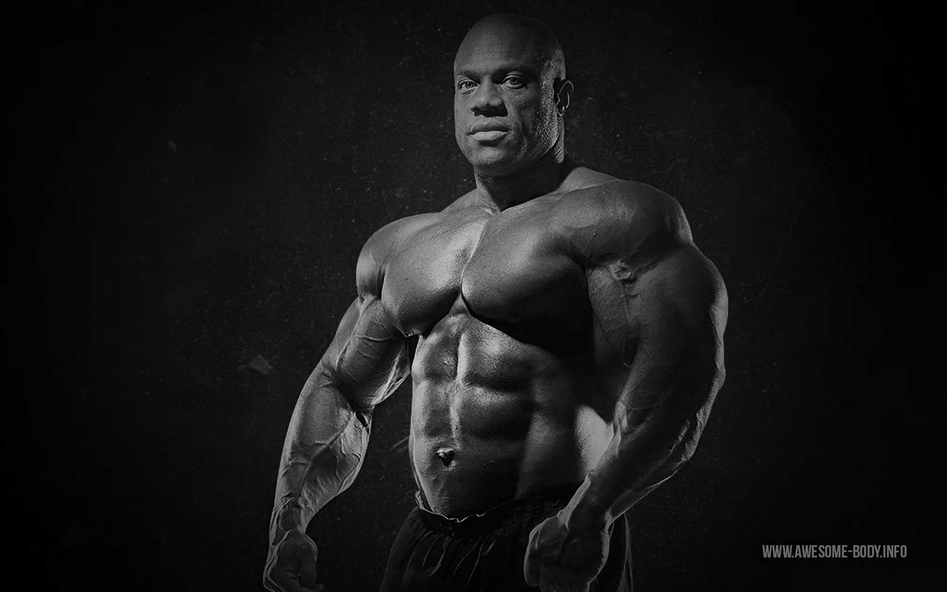 Phil Heath 2016   Bodybuilding Wallpapers