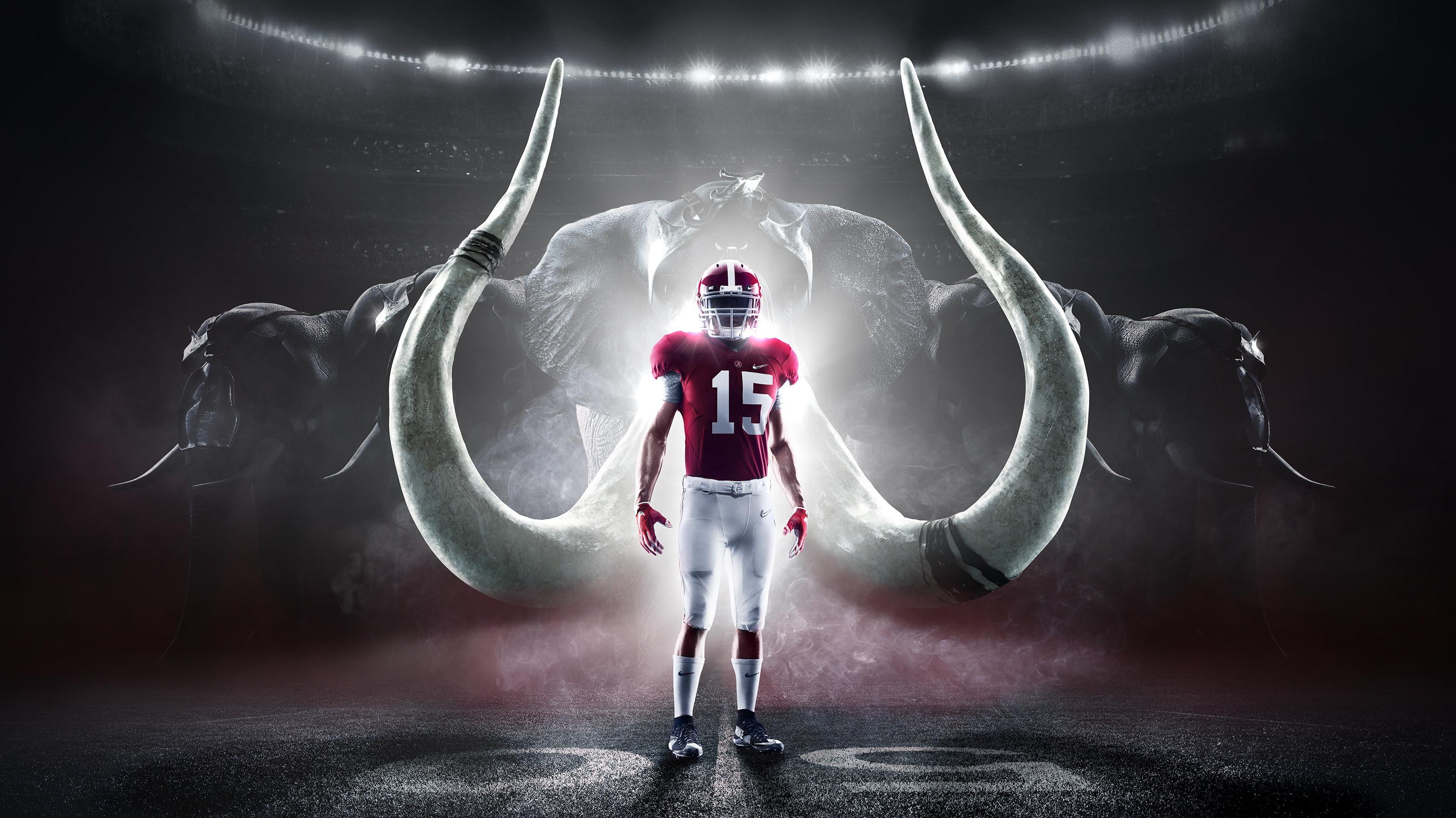 … Alabama Football Team Wallpaper