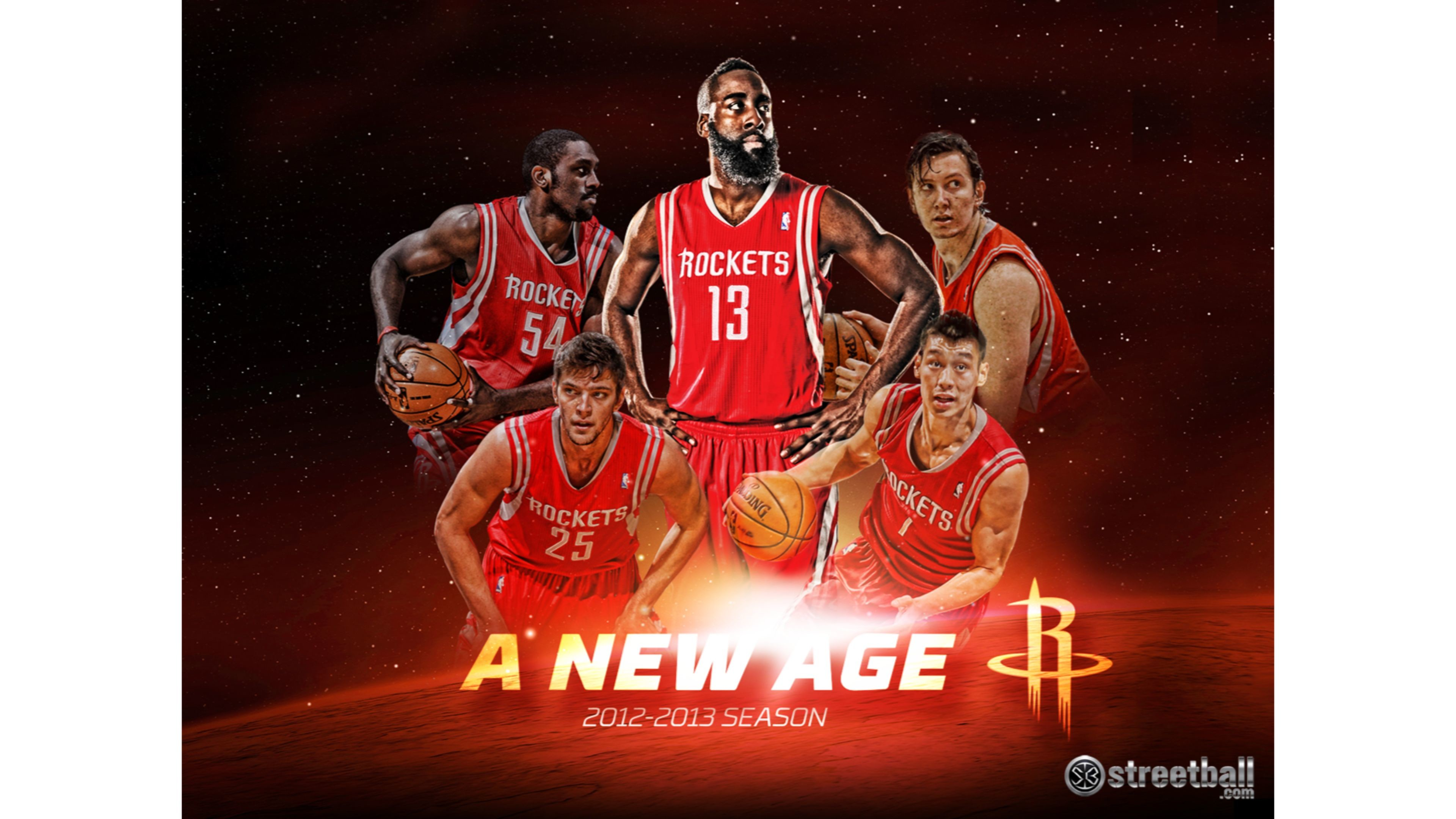 New Age 4K James Harden Wallpapers