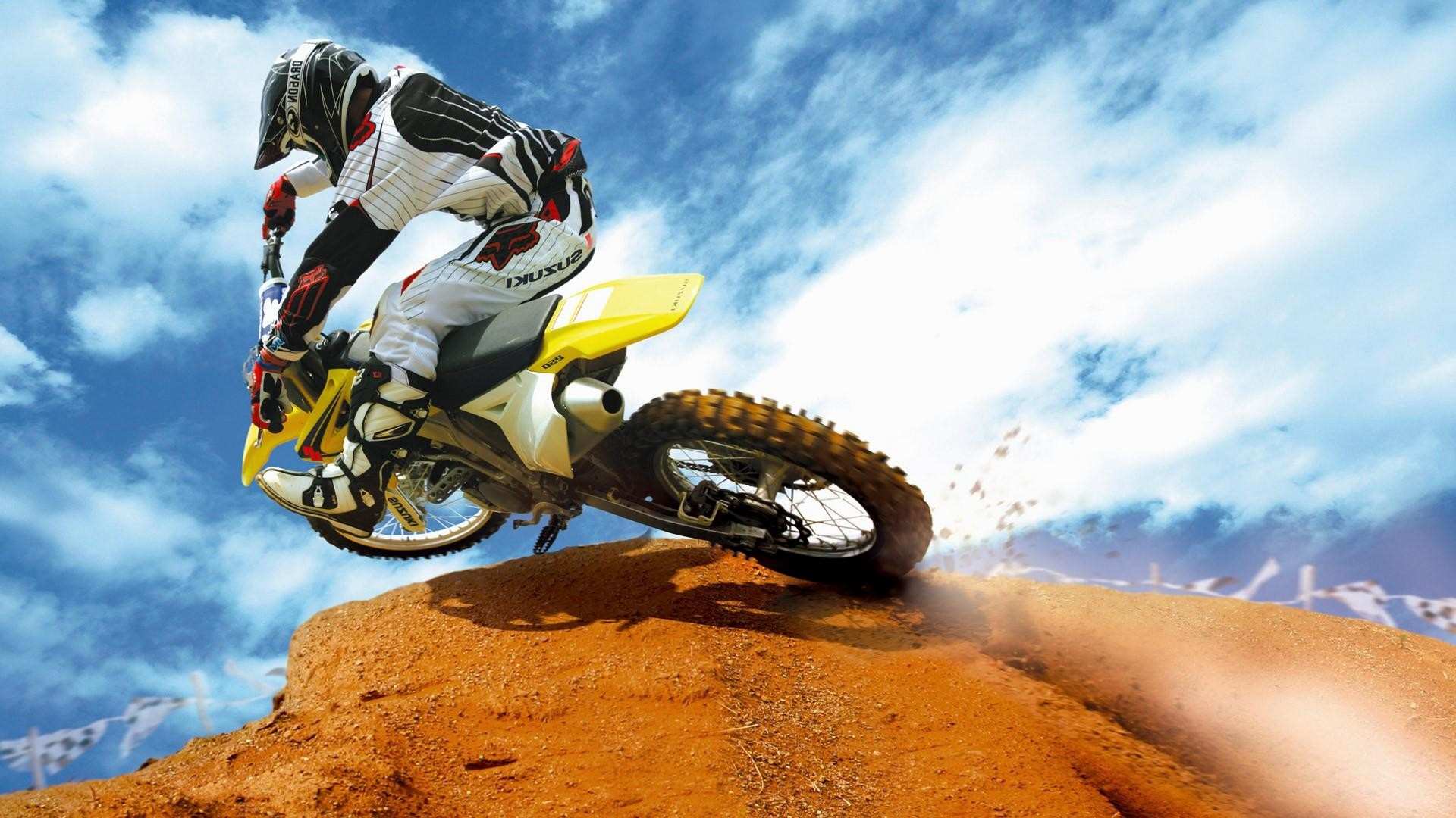 clouds. Available wallpaper Sizes of Dirt Bike Wallpaper
