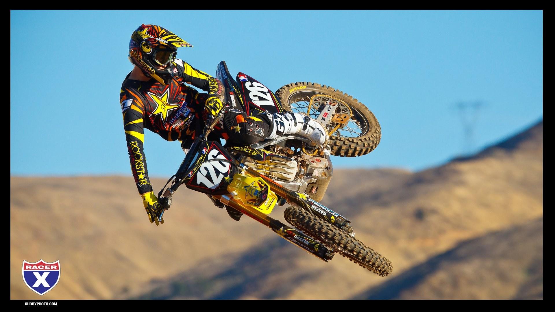 … Motocross HD Wallpaper 0 HTML code. Rockstar Energy Racing Wallpapers –  Racer X Online
