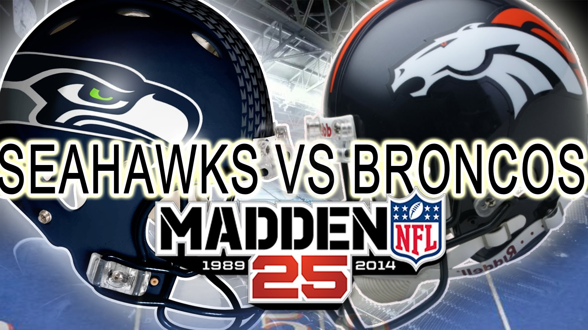 Xbox One: Madden 25 Denver Broncos at Seattle Seahawks – Gamplay &  Commentary – YouTube