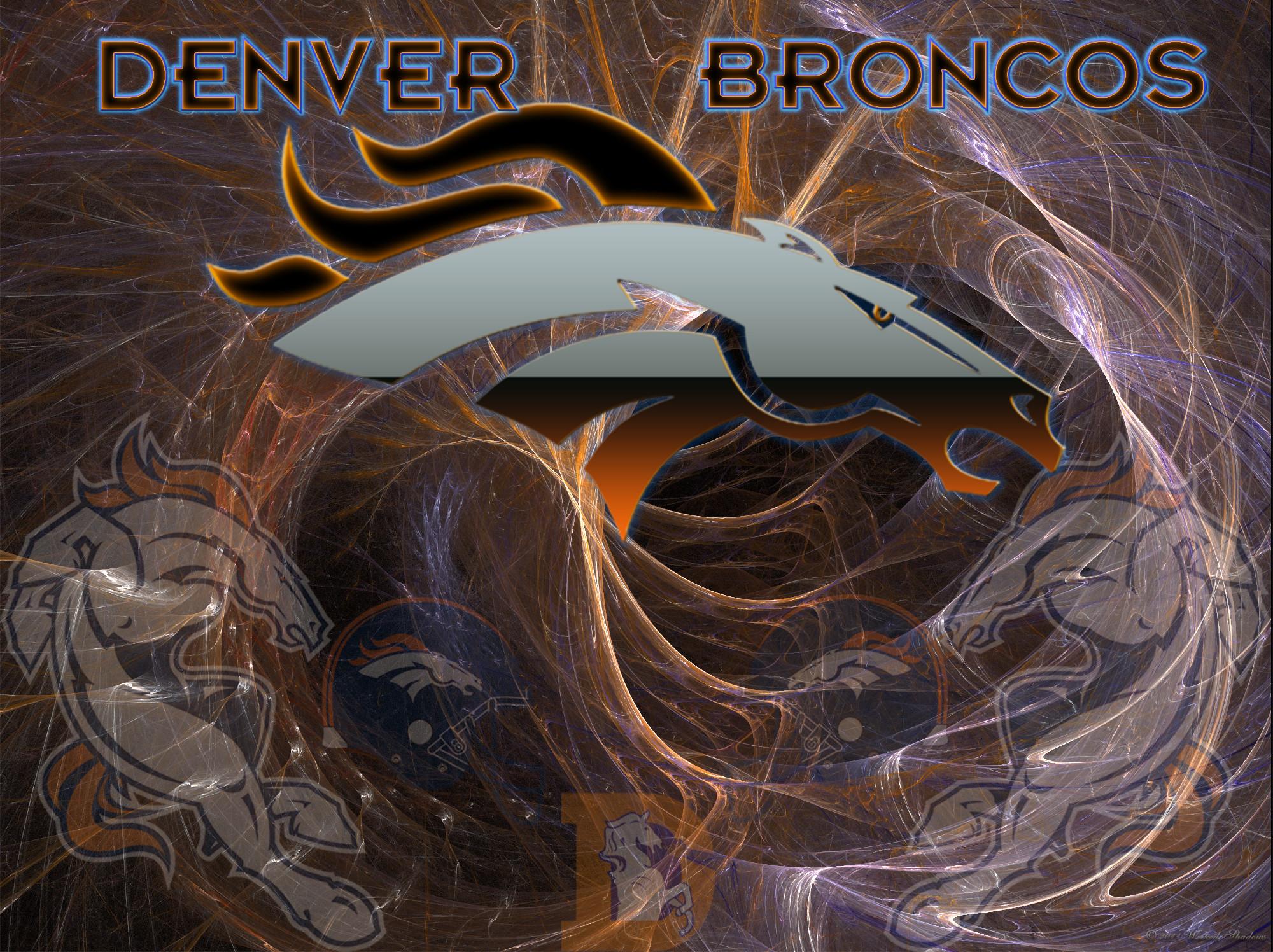 Denver Broncos Wild Wallpaper