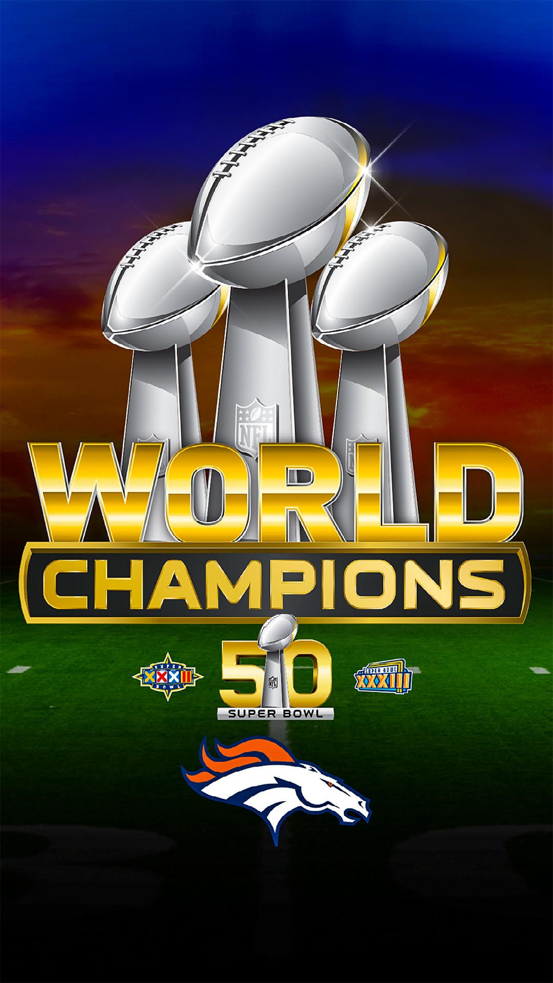 Denver Broncos iPhone 5 Wallpaper Full HD.