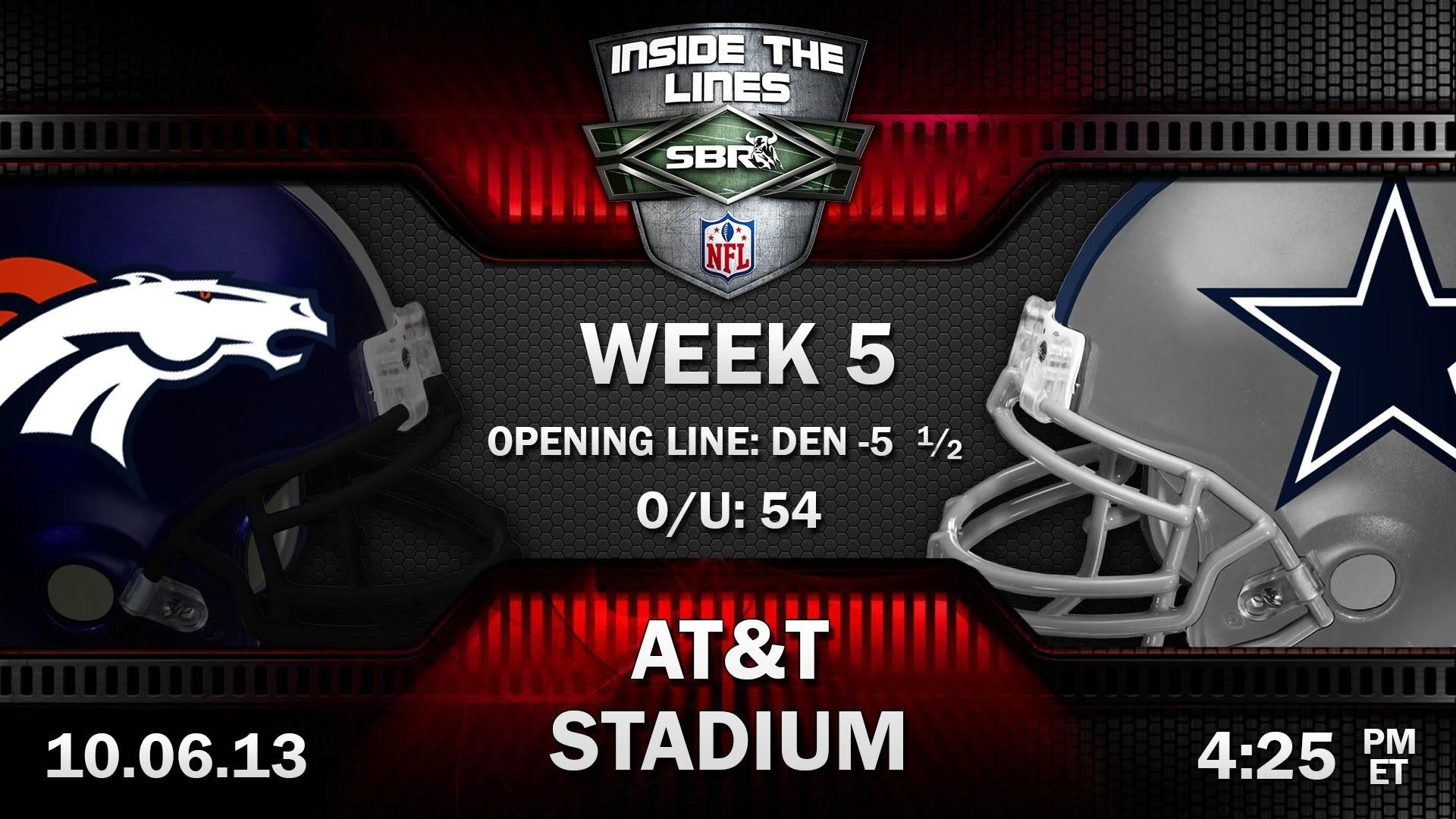 Denver Broncos vs Dallas Cowboys NFL Week 5 Preview | NFL Picks w/ Jeff  Cadillac and Peter Loshak – YouTube