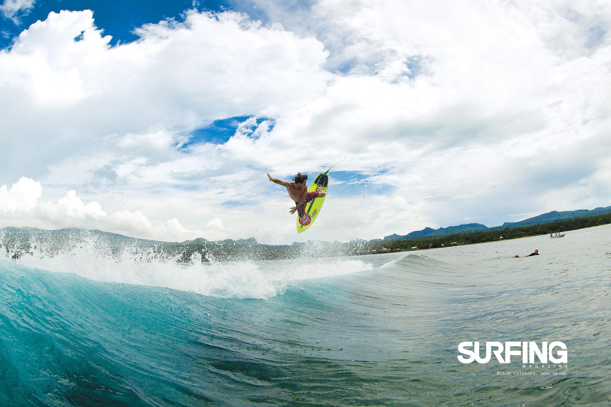 Surfing Magazine Summer Wallpaper (18 Photos)